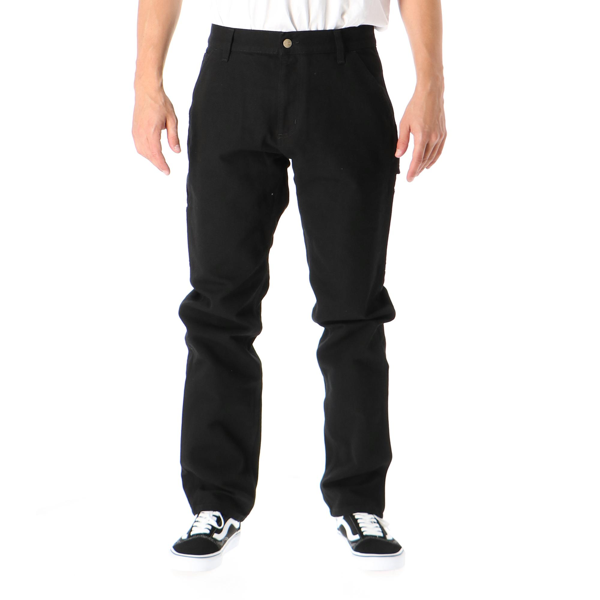 Carhartt Ruck Single Knee Pant Black rinsed