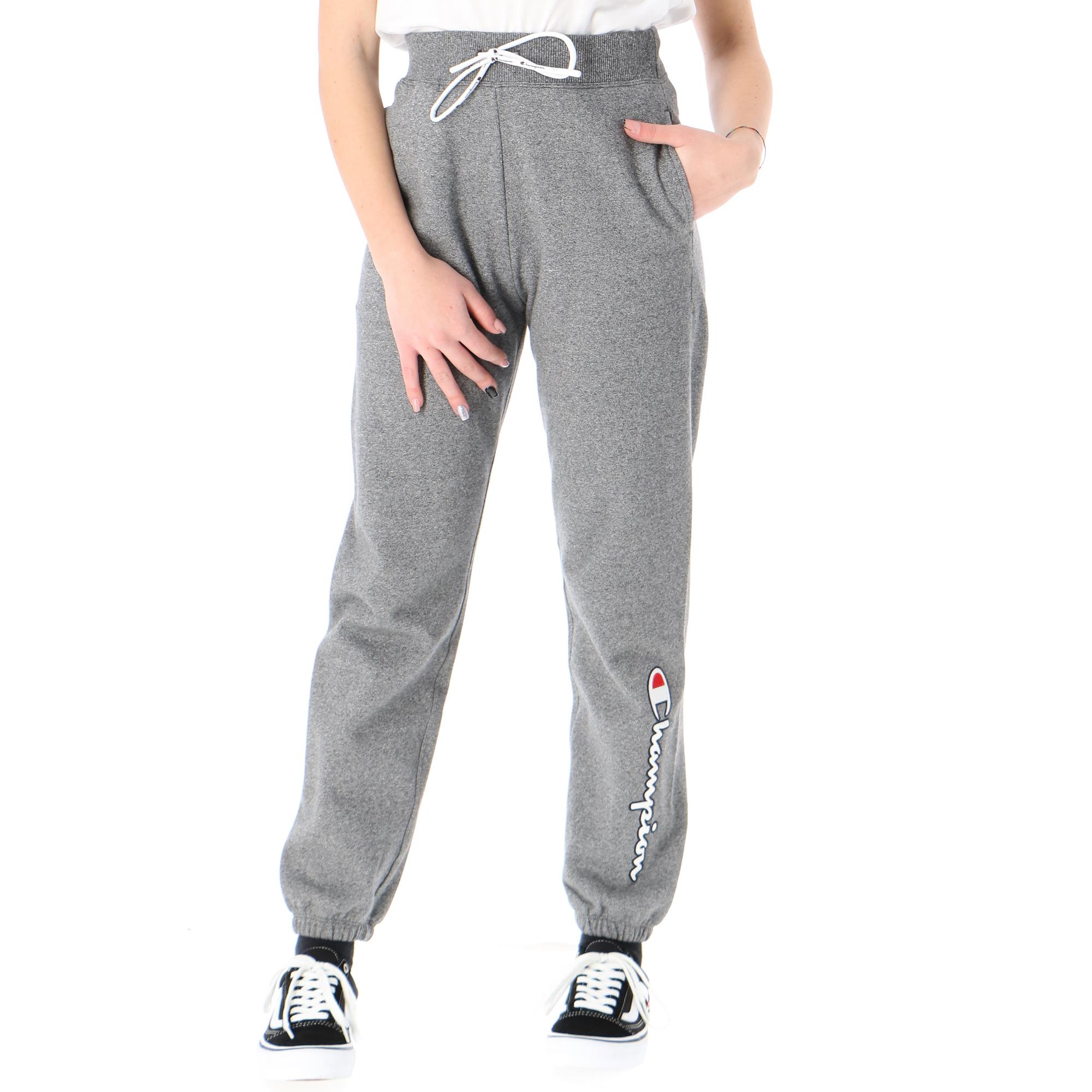 Champion Elastic Cuff Pants GREY