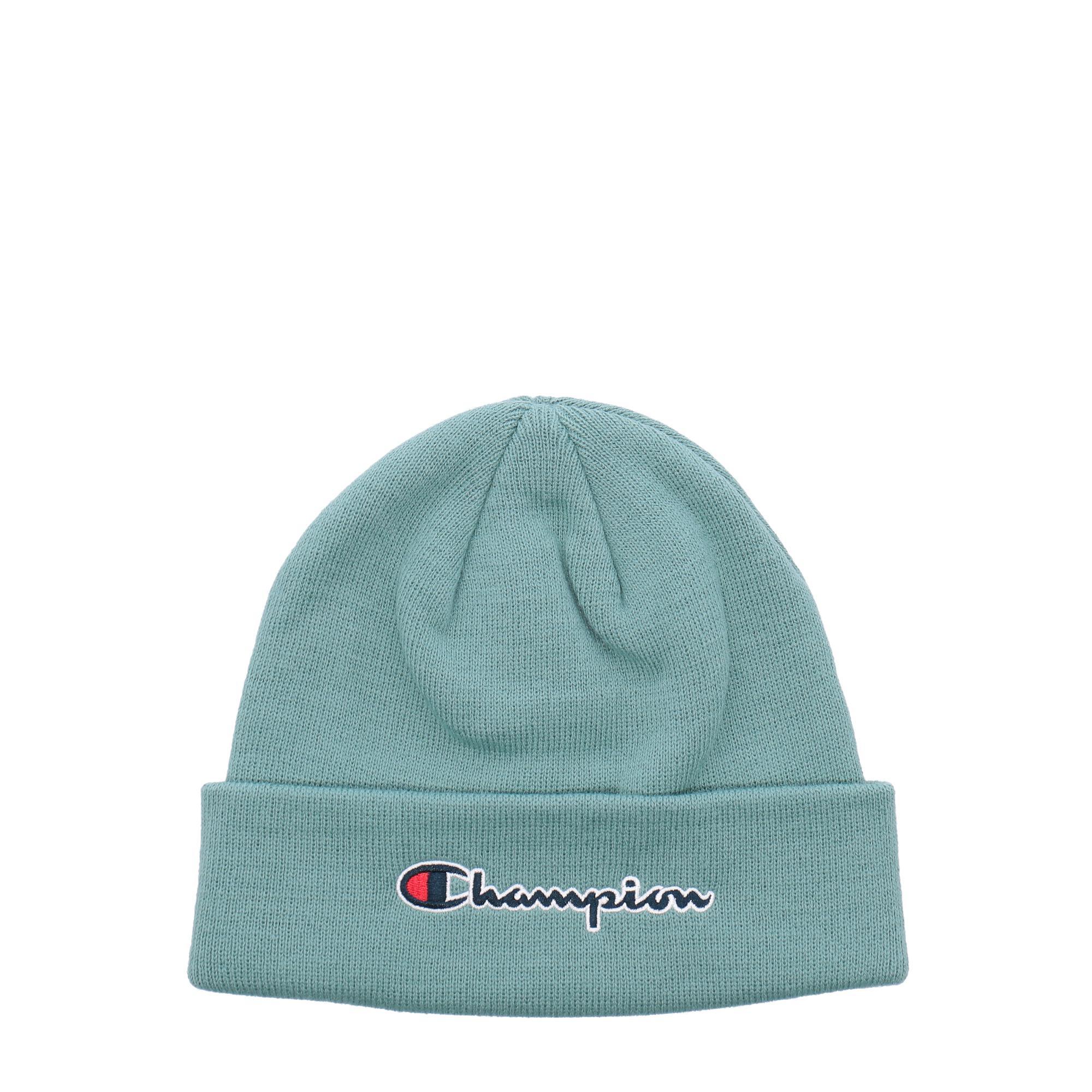Champion Beanie Cap Green pastel