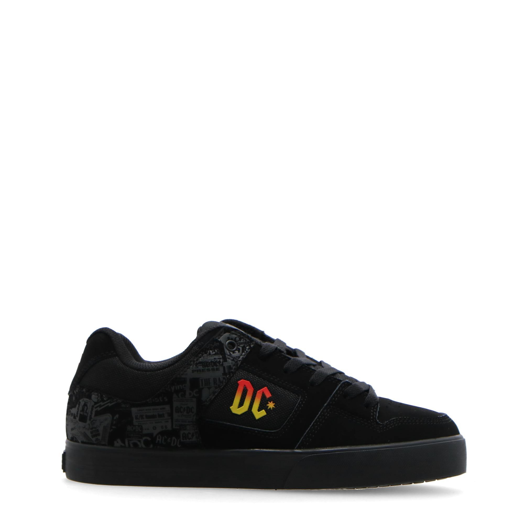 Dc Pure Acdc BLACK DARK GREY