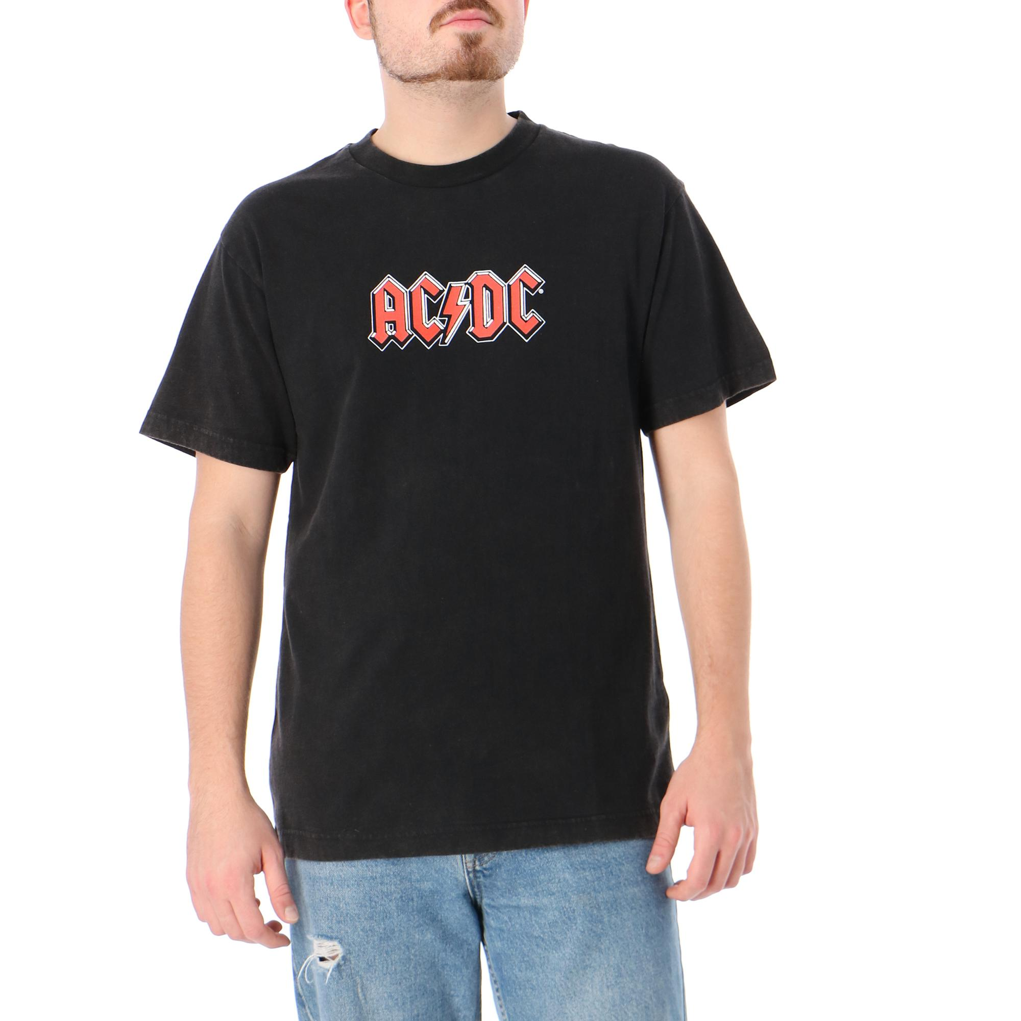 Dc Acdc About To Rock Ss Black