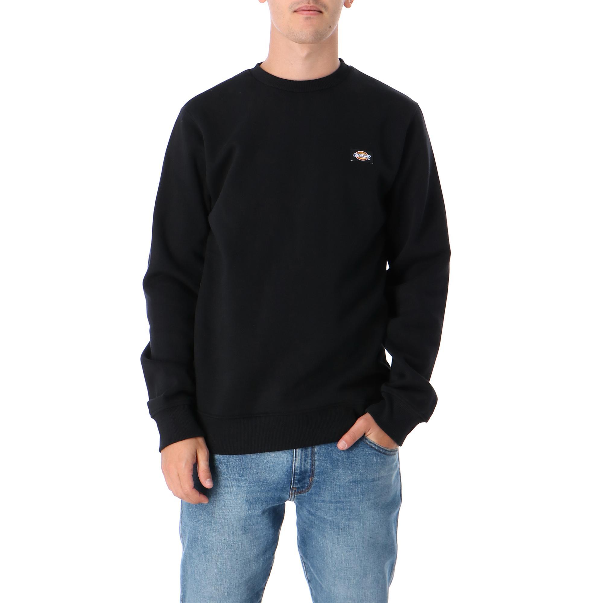 Dickies New Jersey Regular Sweatshirt Black