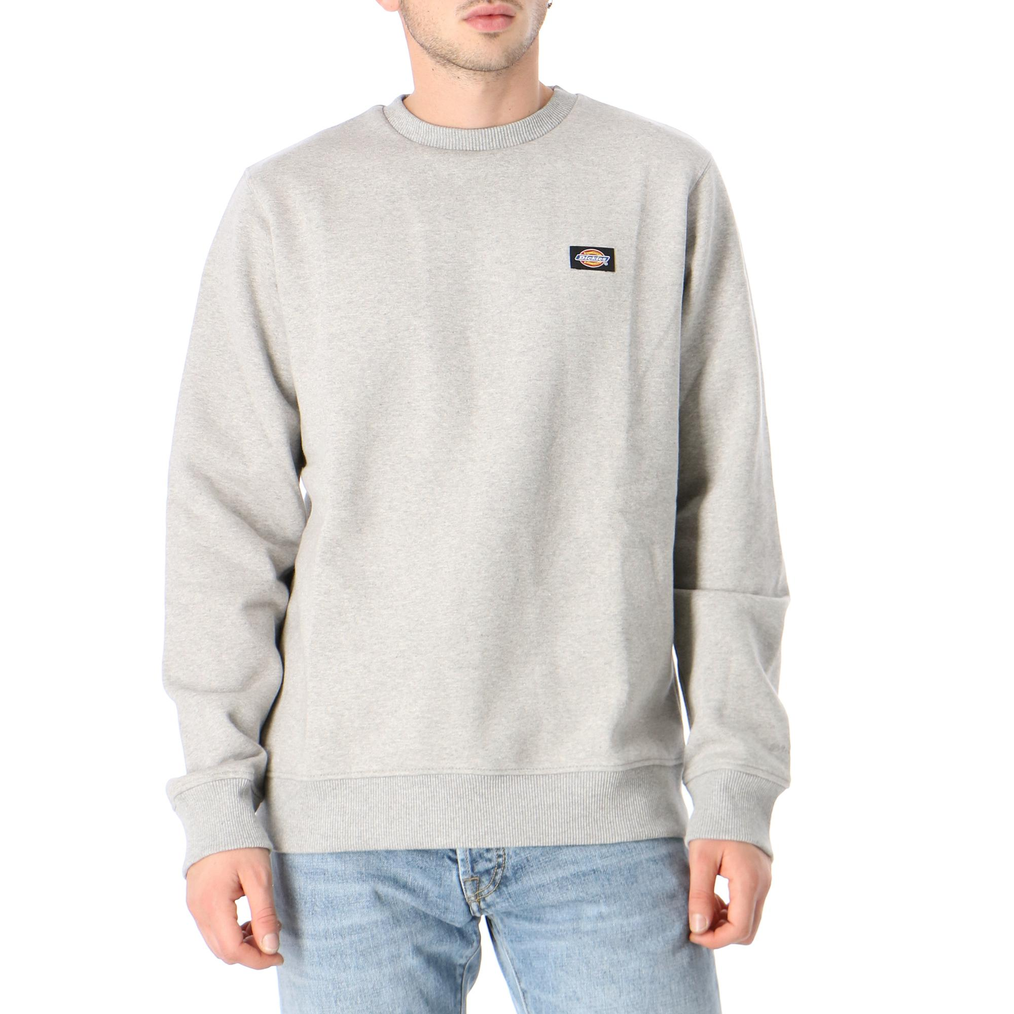 Dickies New Jersey Regular Sweatshirt GREY MELANGE