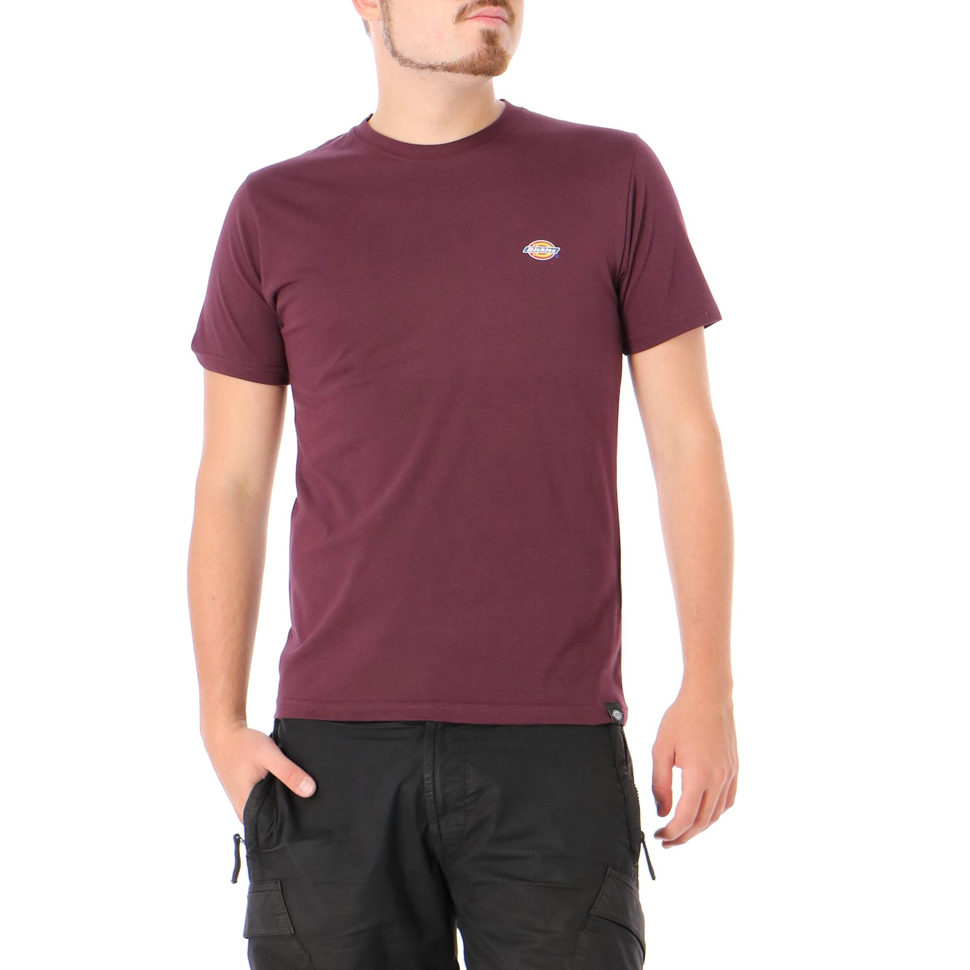 Dickies Stockdale Regular T-shirt MAROON