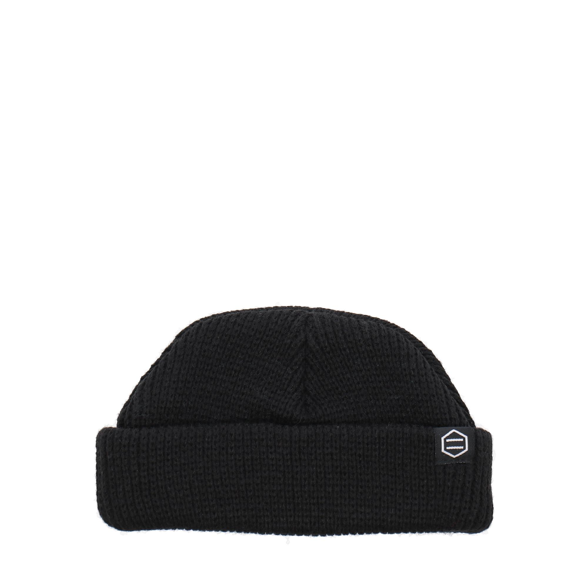 Dolly Noire Black Sailor Beanie Black