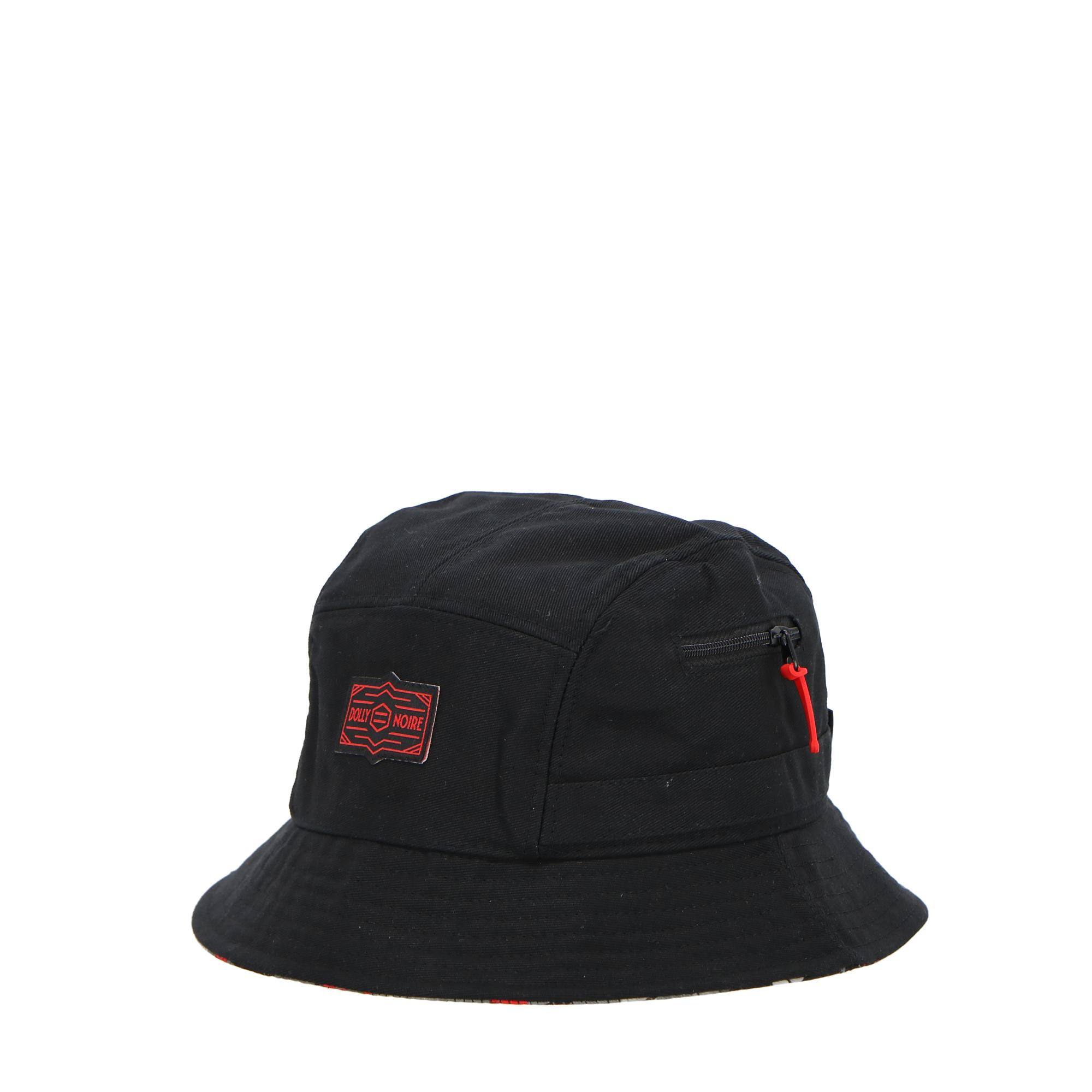 Dolly Noire Black Bucket Black