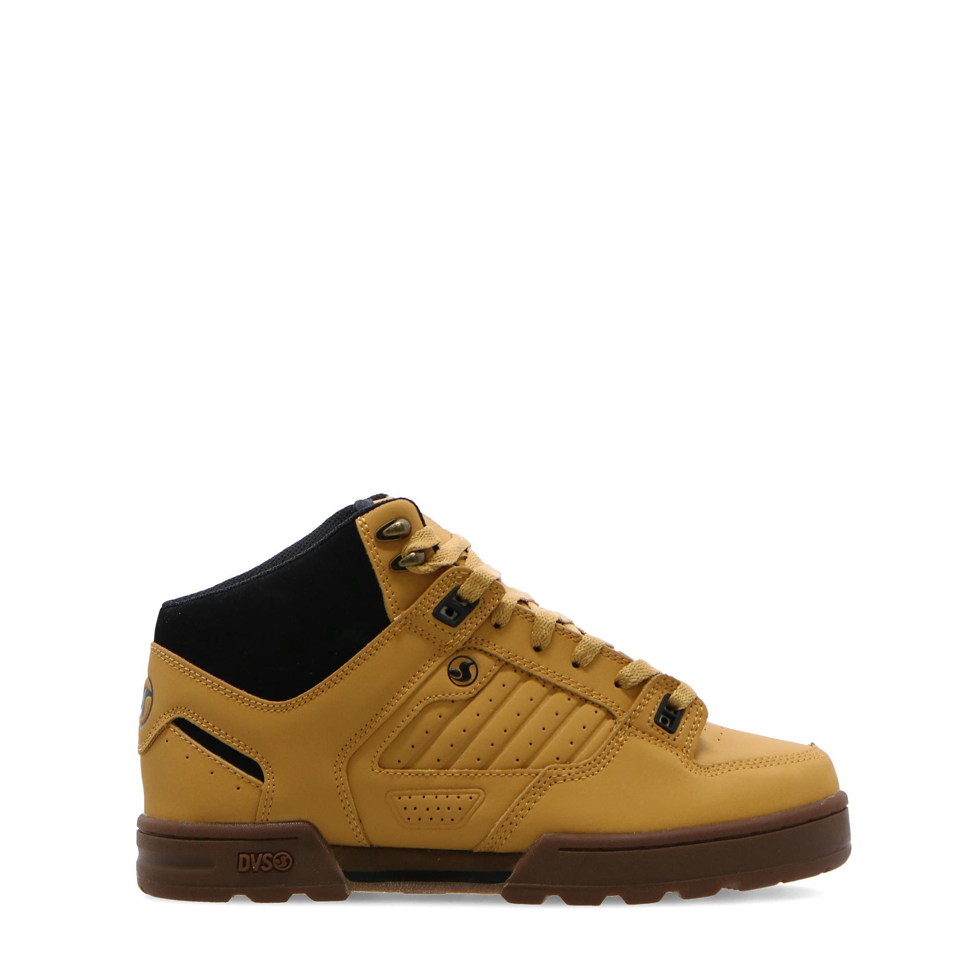 Dvs Militia Boot<br/> Chamois black nubuck