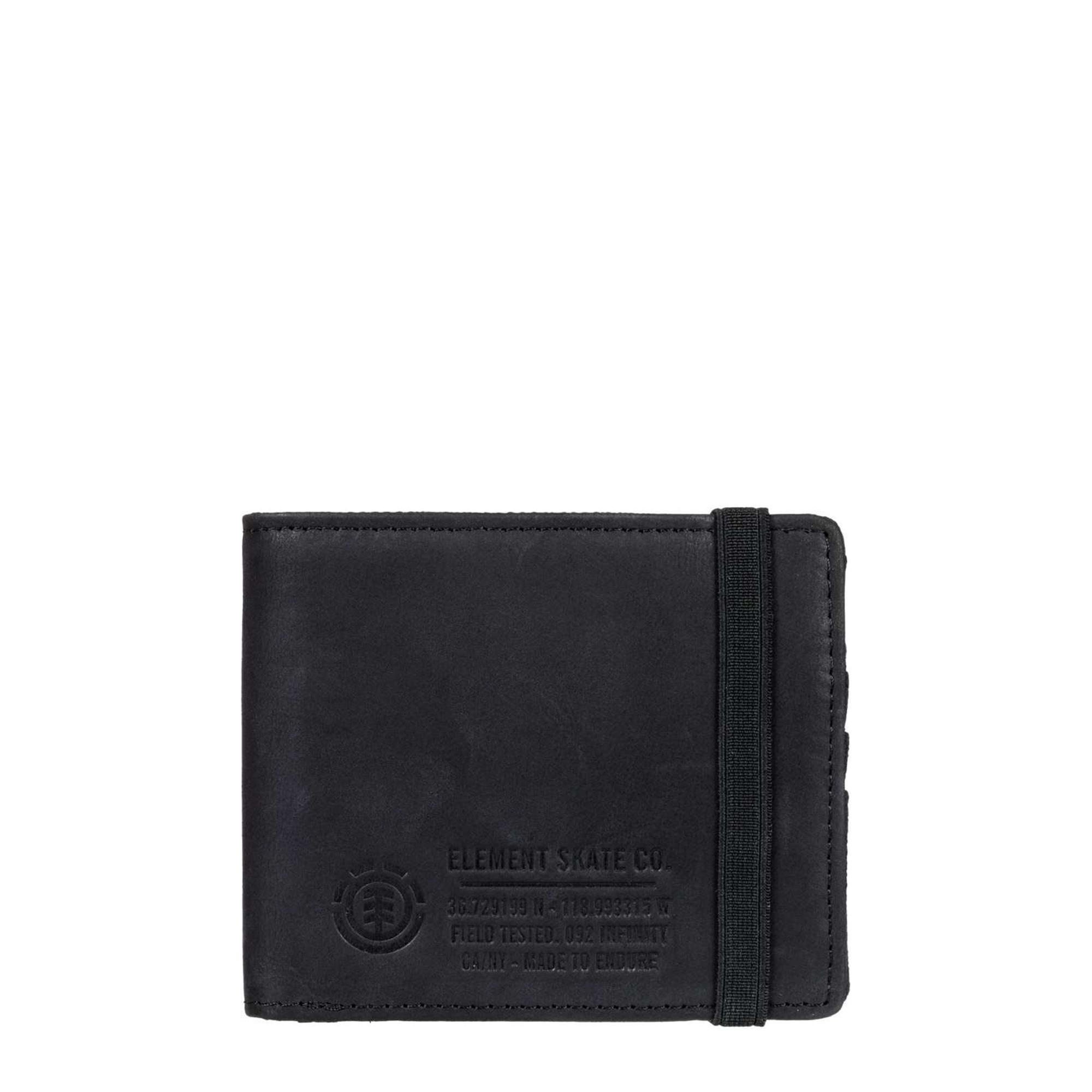 Element Endure L Ii Wallet Black