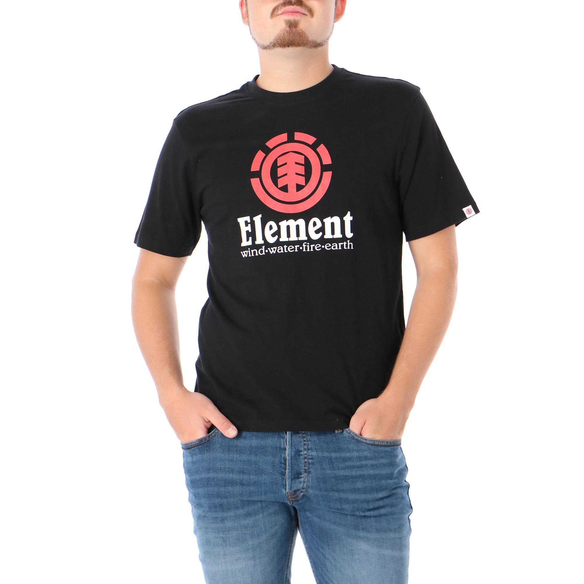 Element Vertical Ss FLINT BLACK