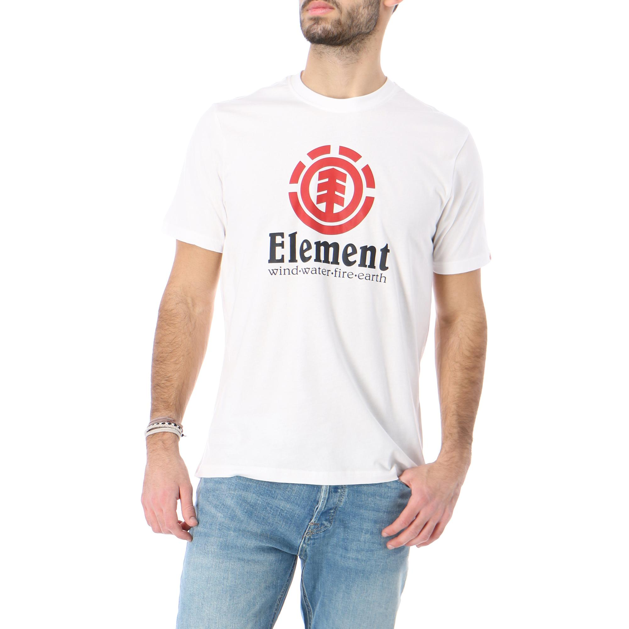 Element Vertical Ss OPTIC WHITE