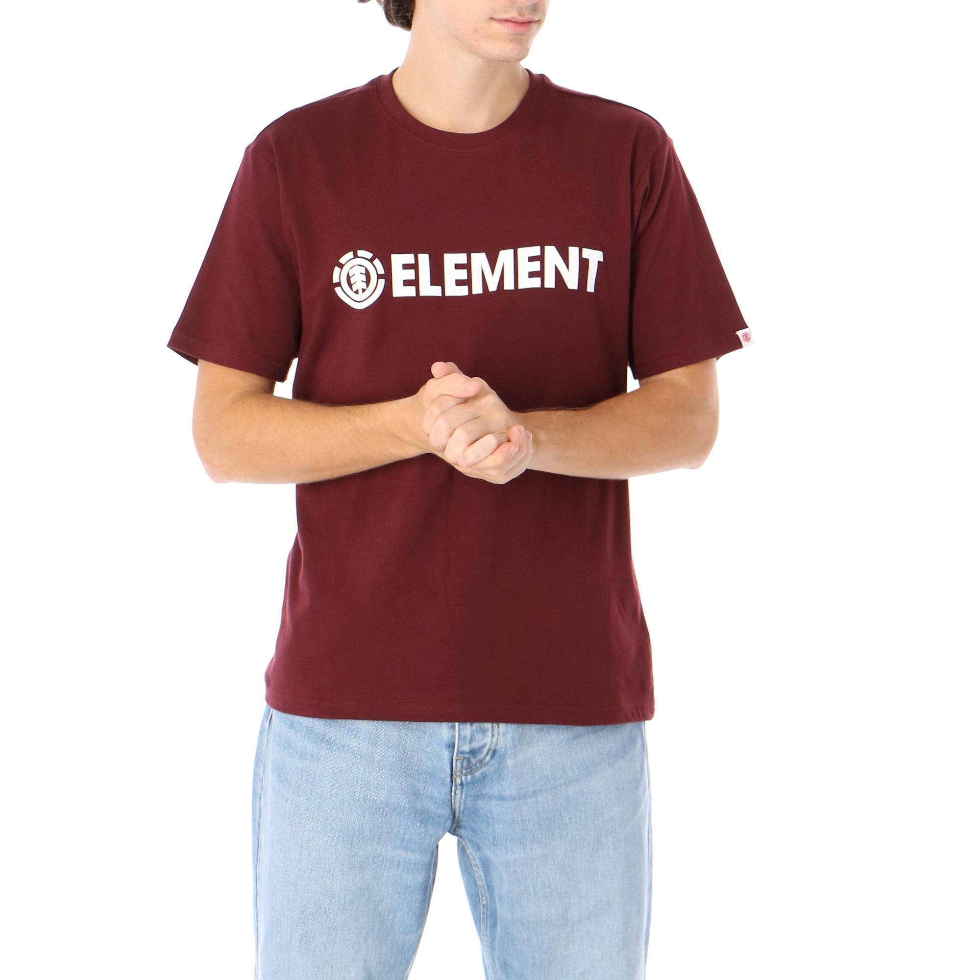 Element Blazin Ss VINTAGE RED