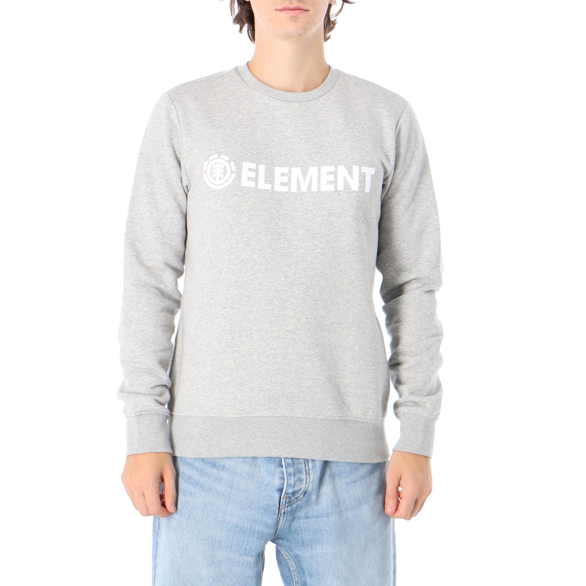 Element Blazin Crew Grey heather