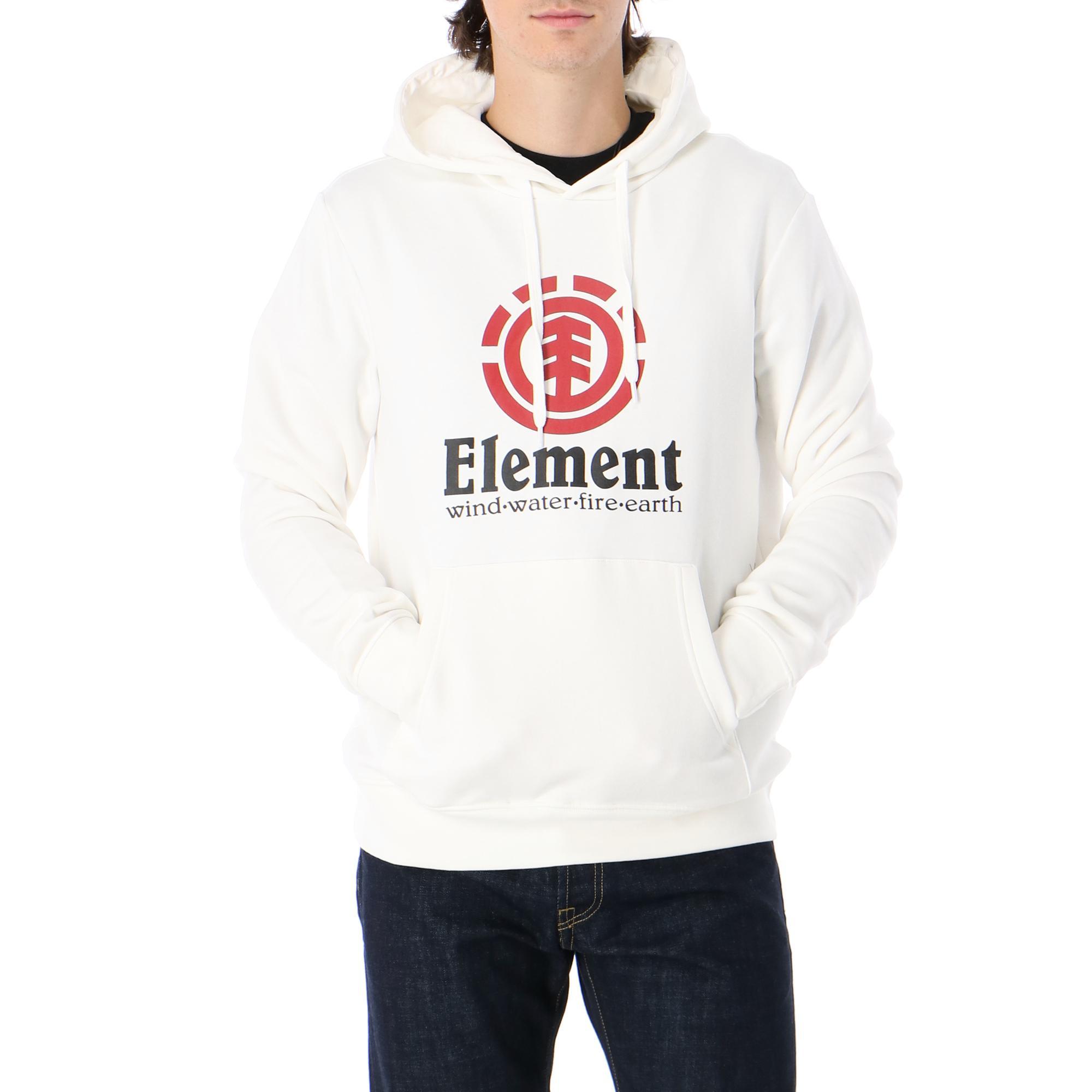 Element Vertical Hood OPTIC WHITE