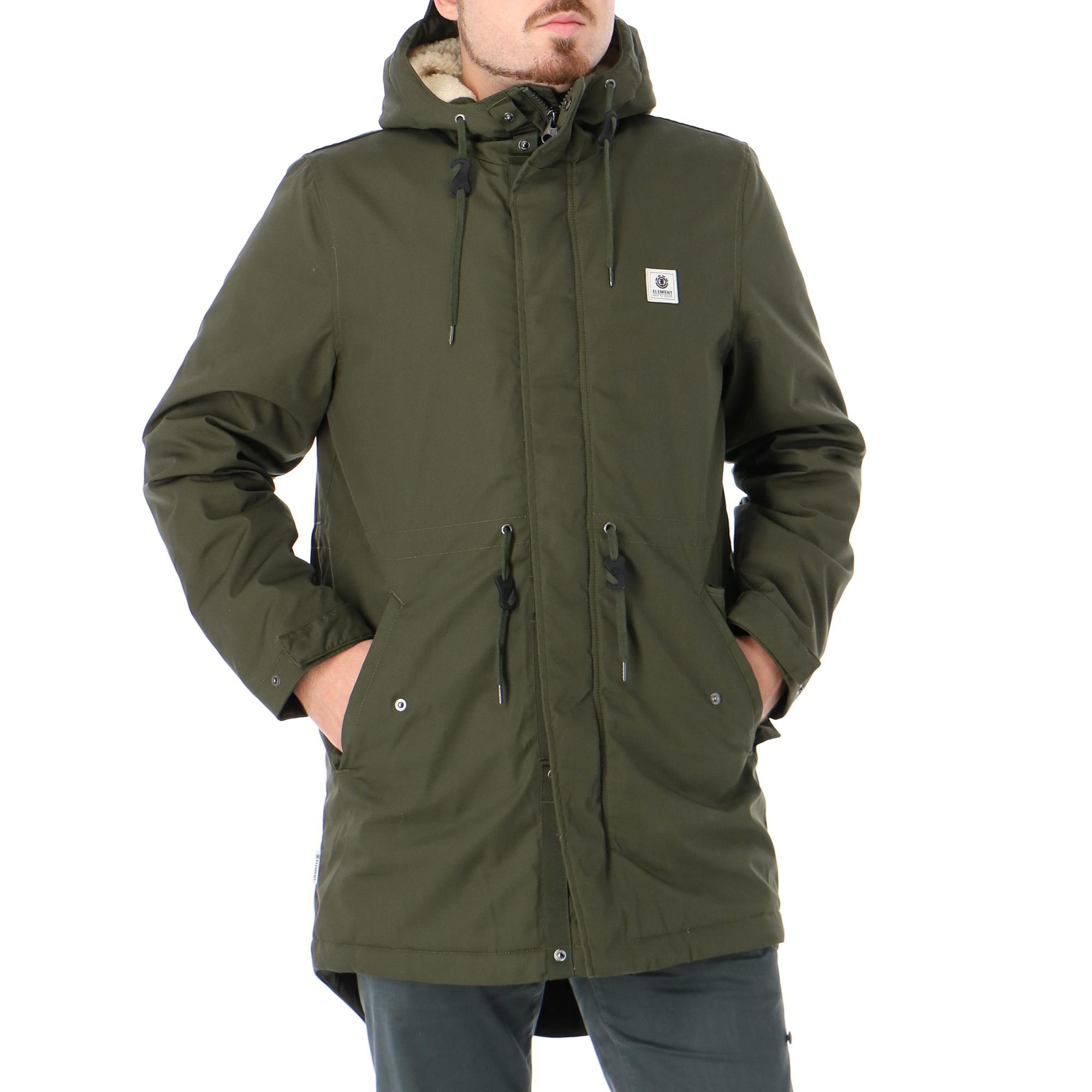 Element Field Parka FOREST NIGHT
