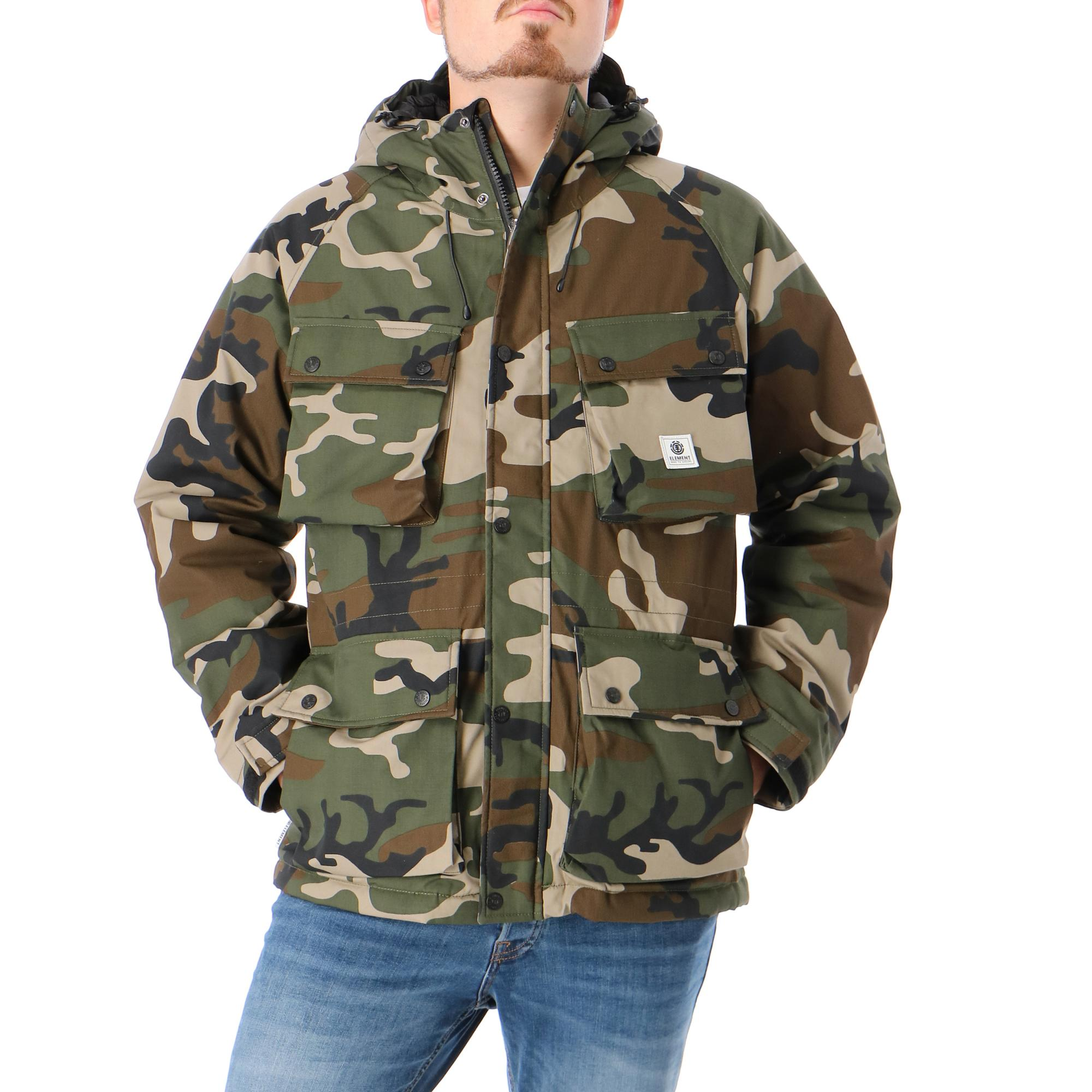 Element Mountain Parka CAMO