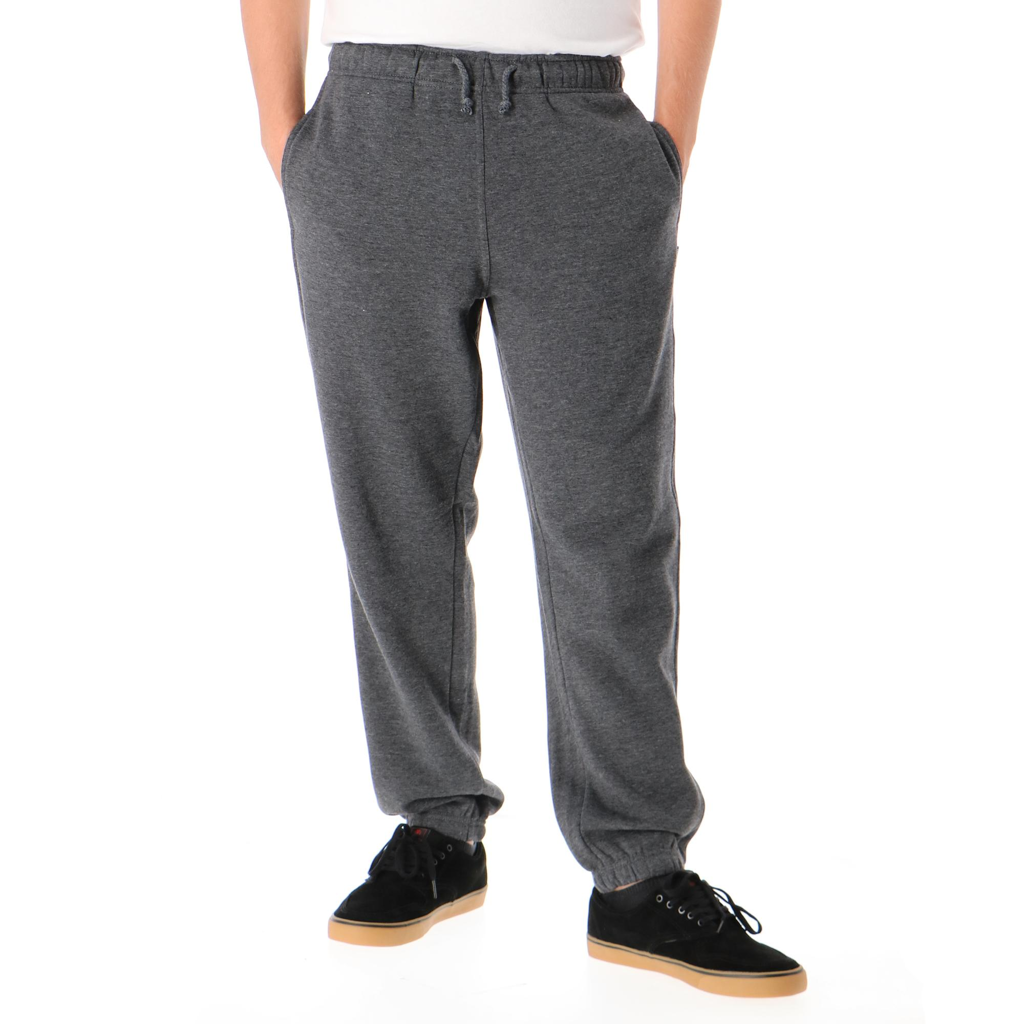 Element 92 Track Pant Charcoal heather