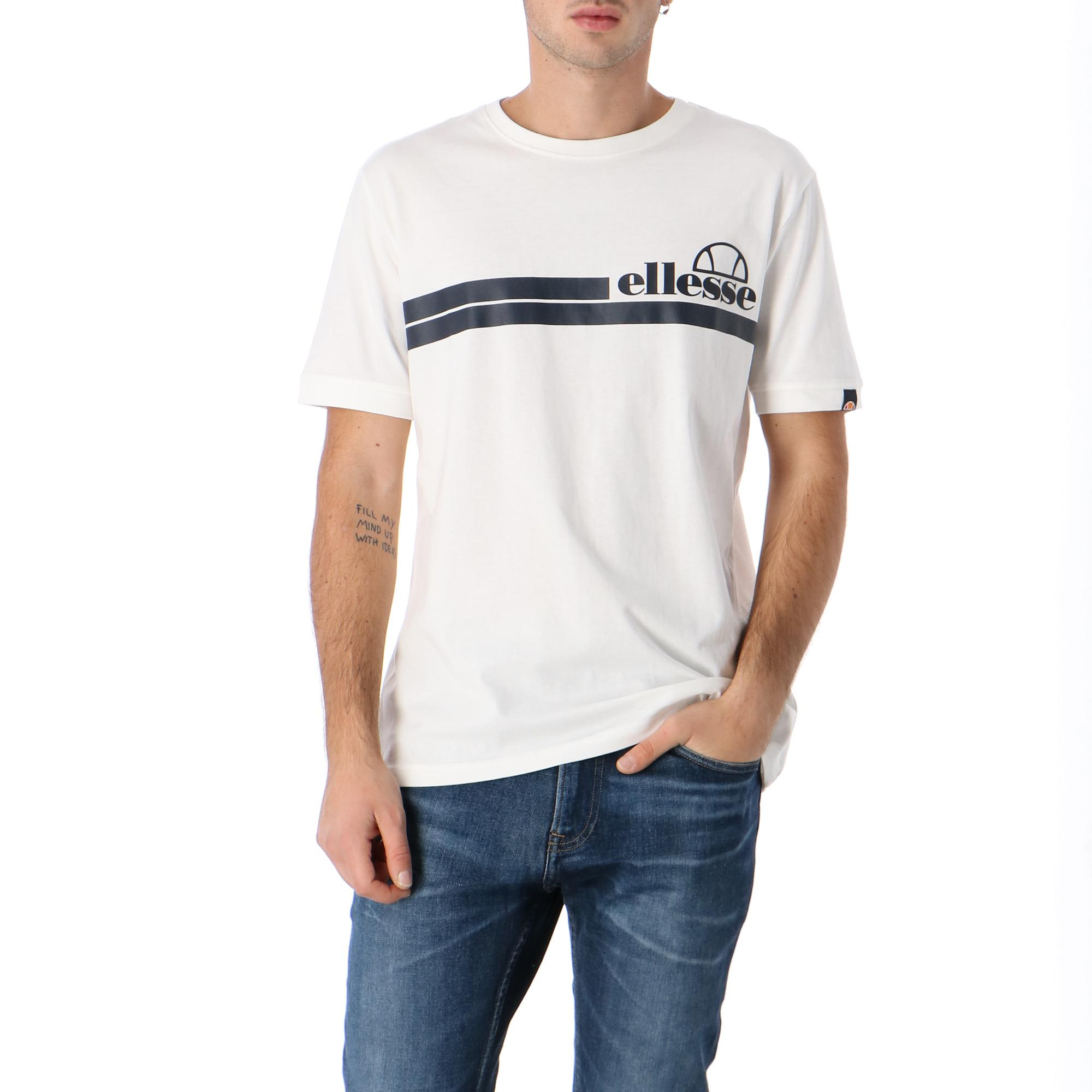 Ellesse T-shirt Ss<br/><br/> <br/> WHITE