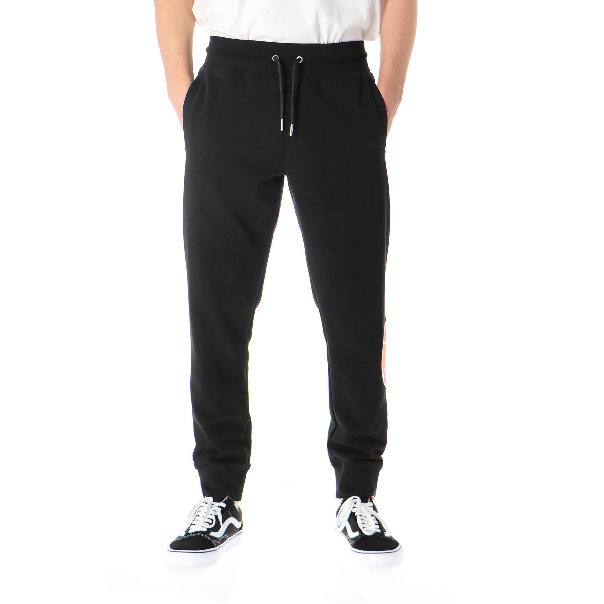 Pants Logo Black