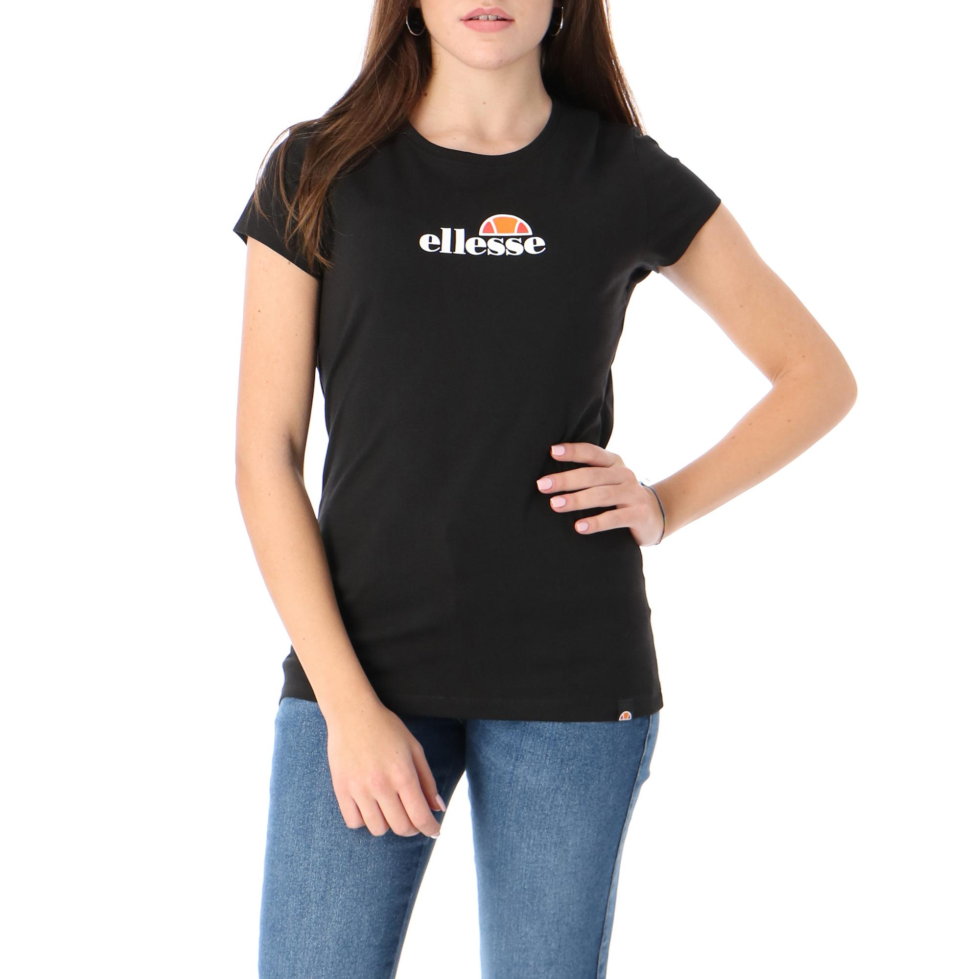 Ellesse T-shirt Ss Black