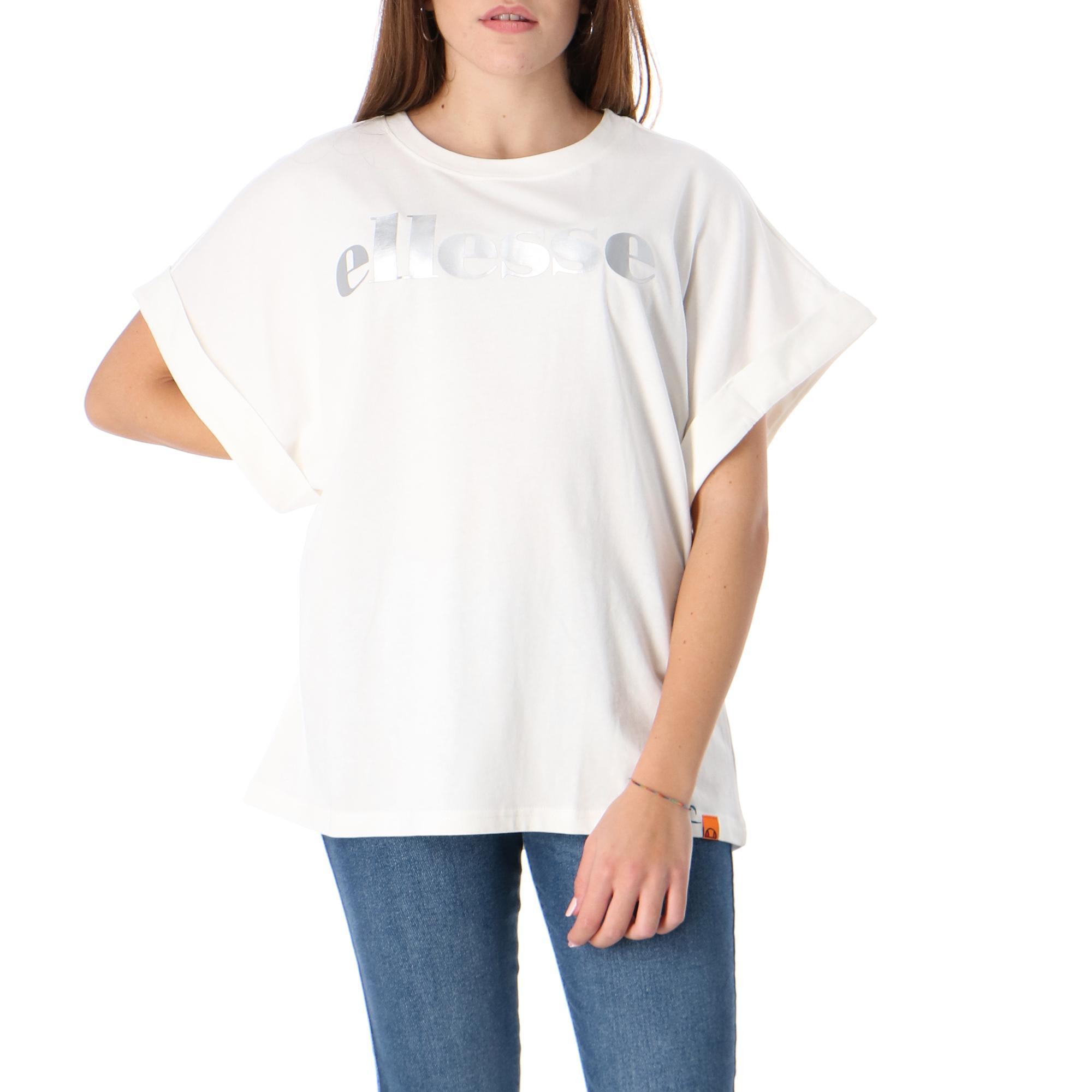 Ellesse T-shirt Kimono Brillant white