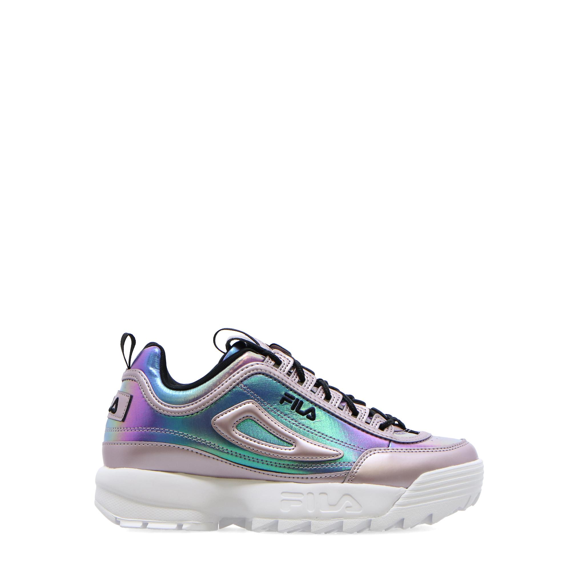 Fila Disruptor F Low Wmn Multi iridescent