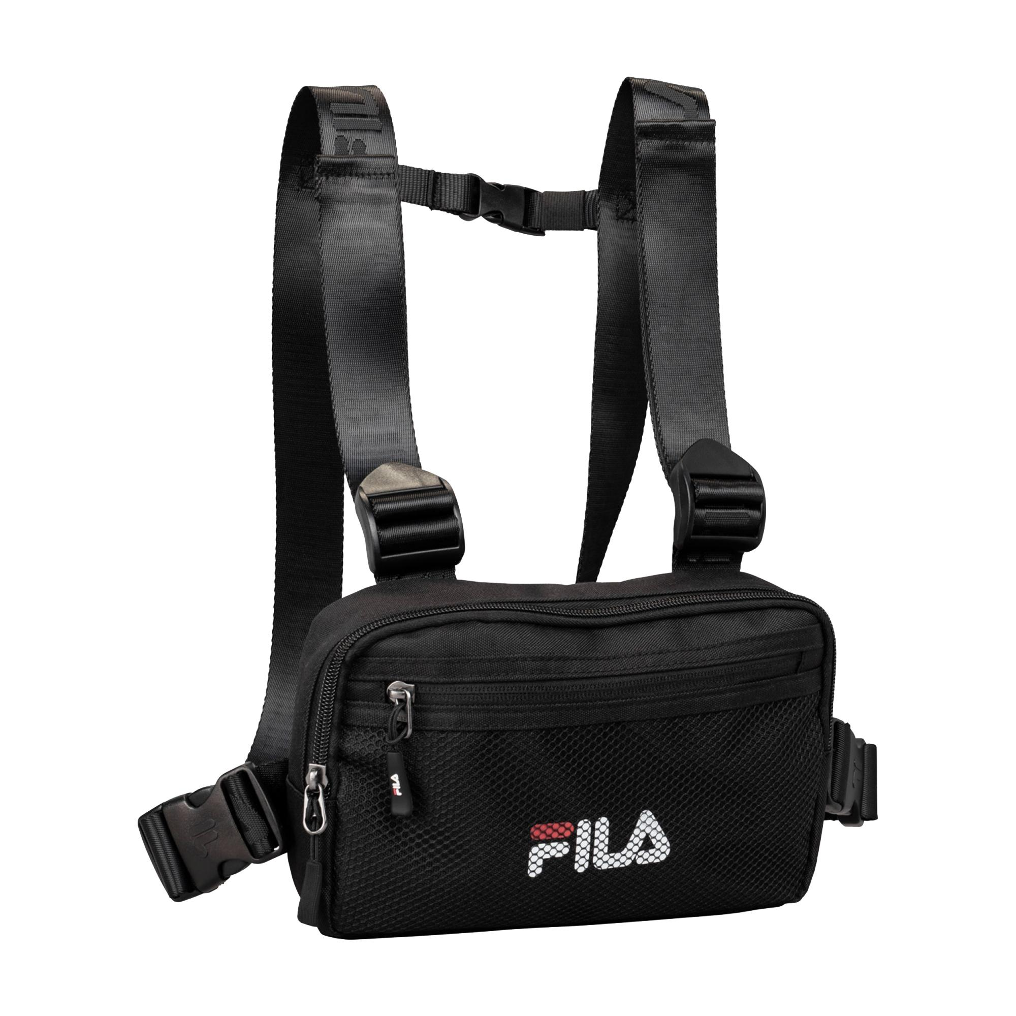 Fila Chest Bag Black