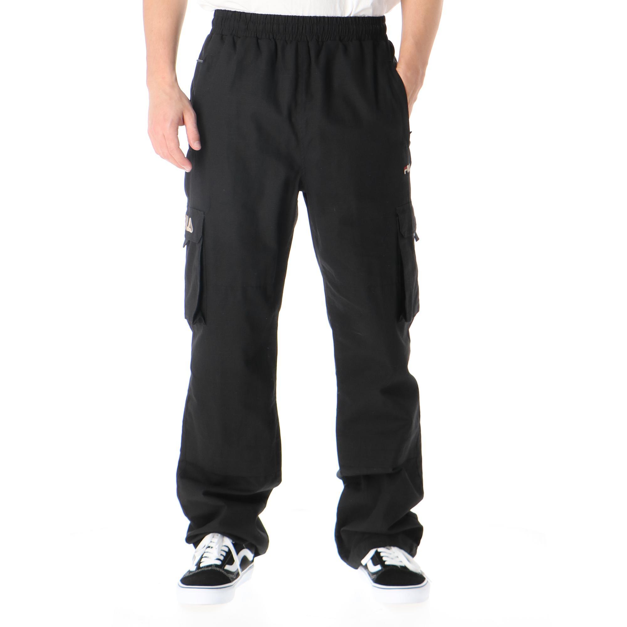 Fila Walker Cargo Pant Black