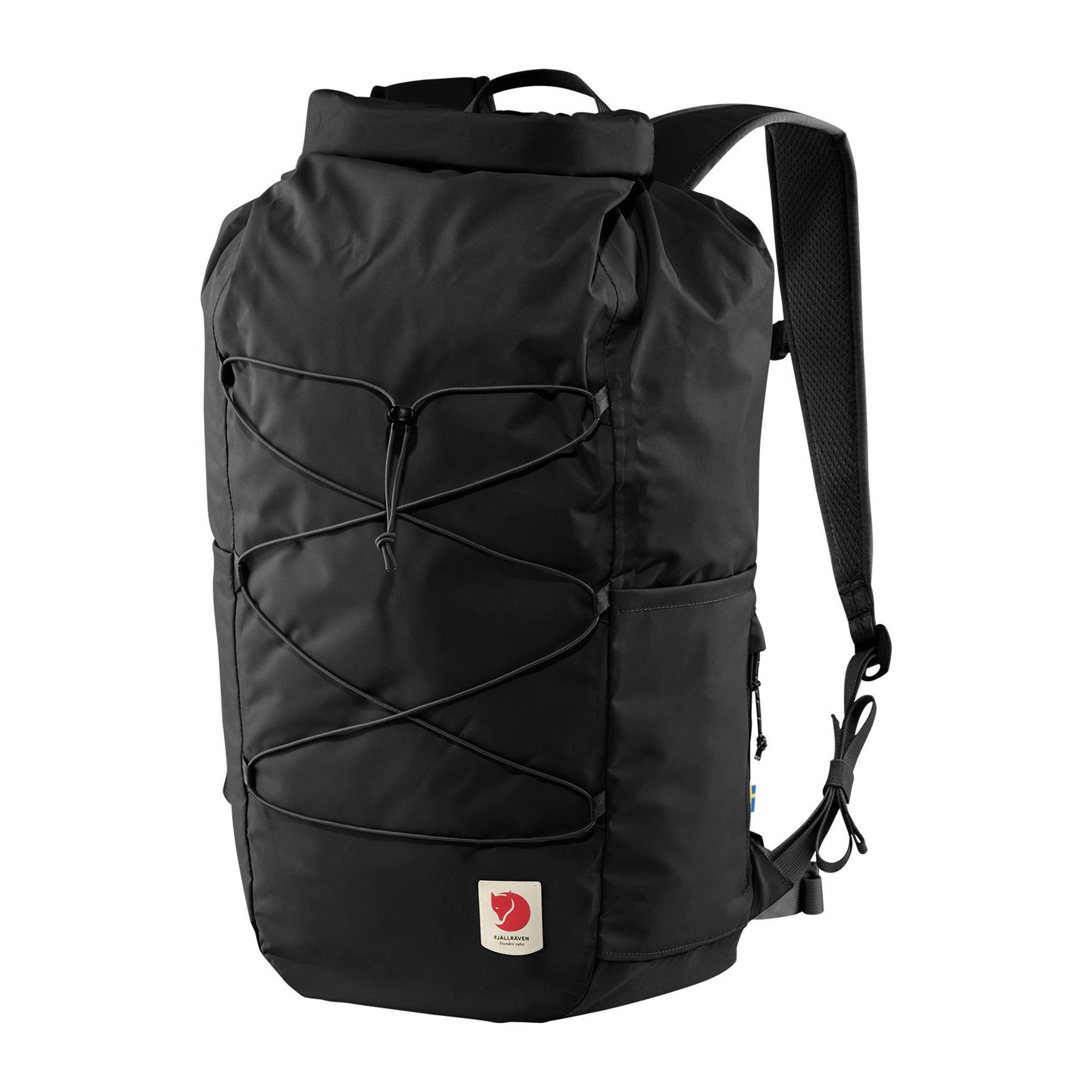 FjÄllrÄven High Coast Rolltop 26 Black