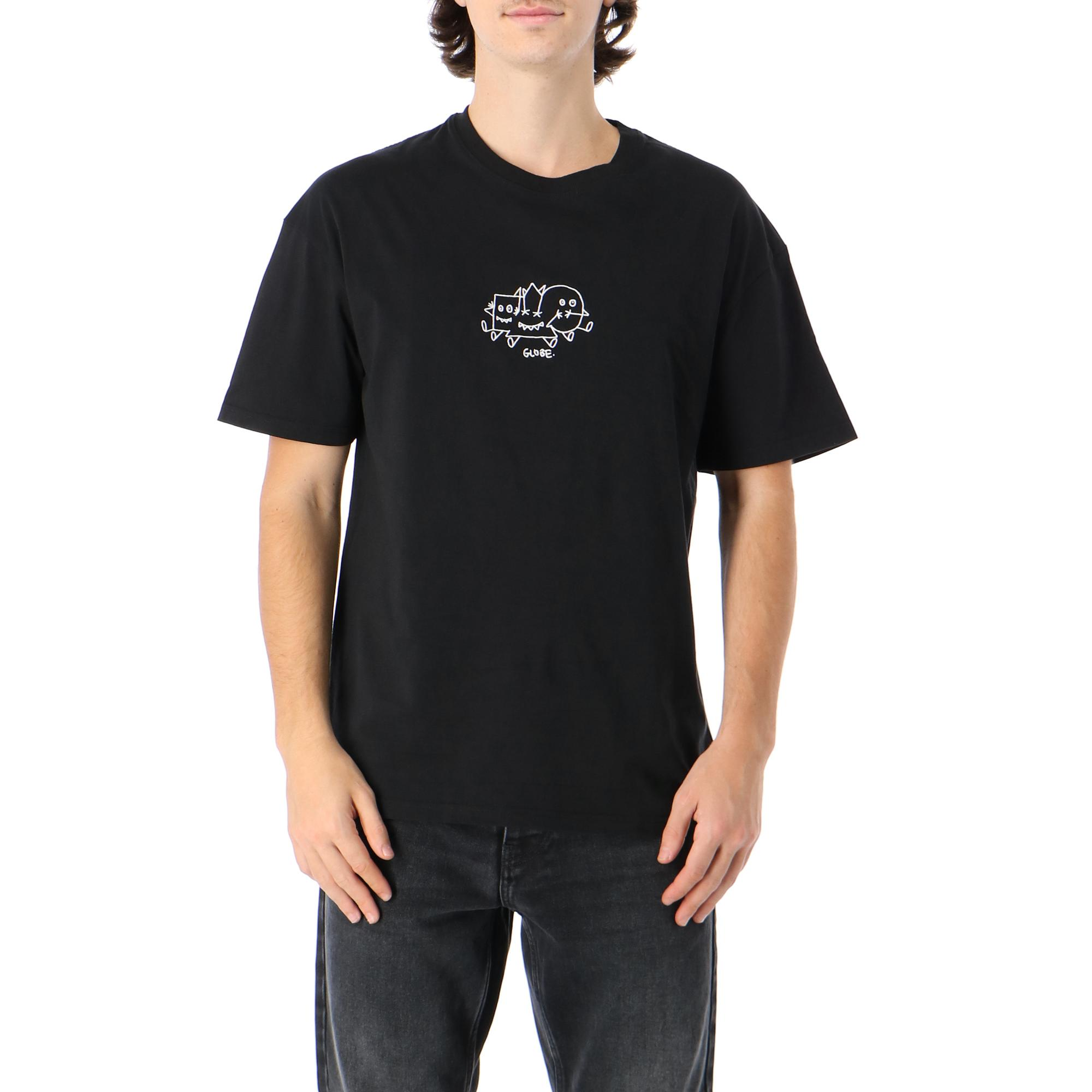 Globe Appleyards Sessions Tee Black
