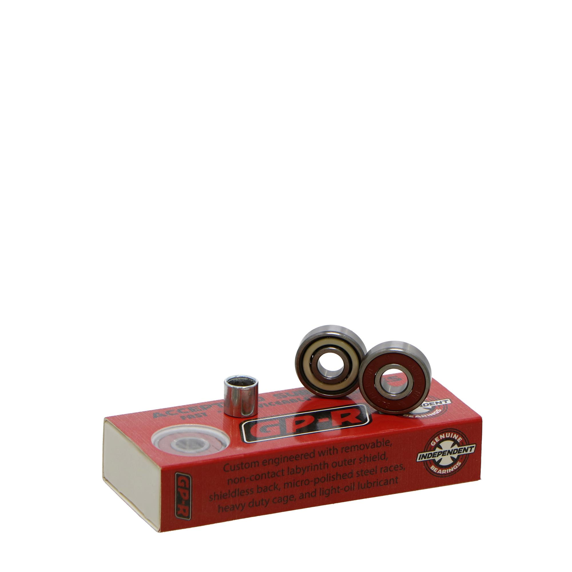 Independent Genuine Parts Bearings Gp-r Red ASSORTED