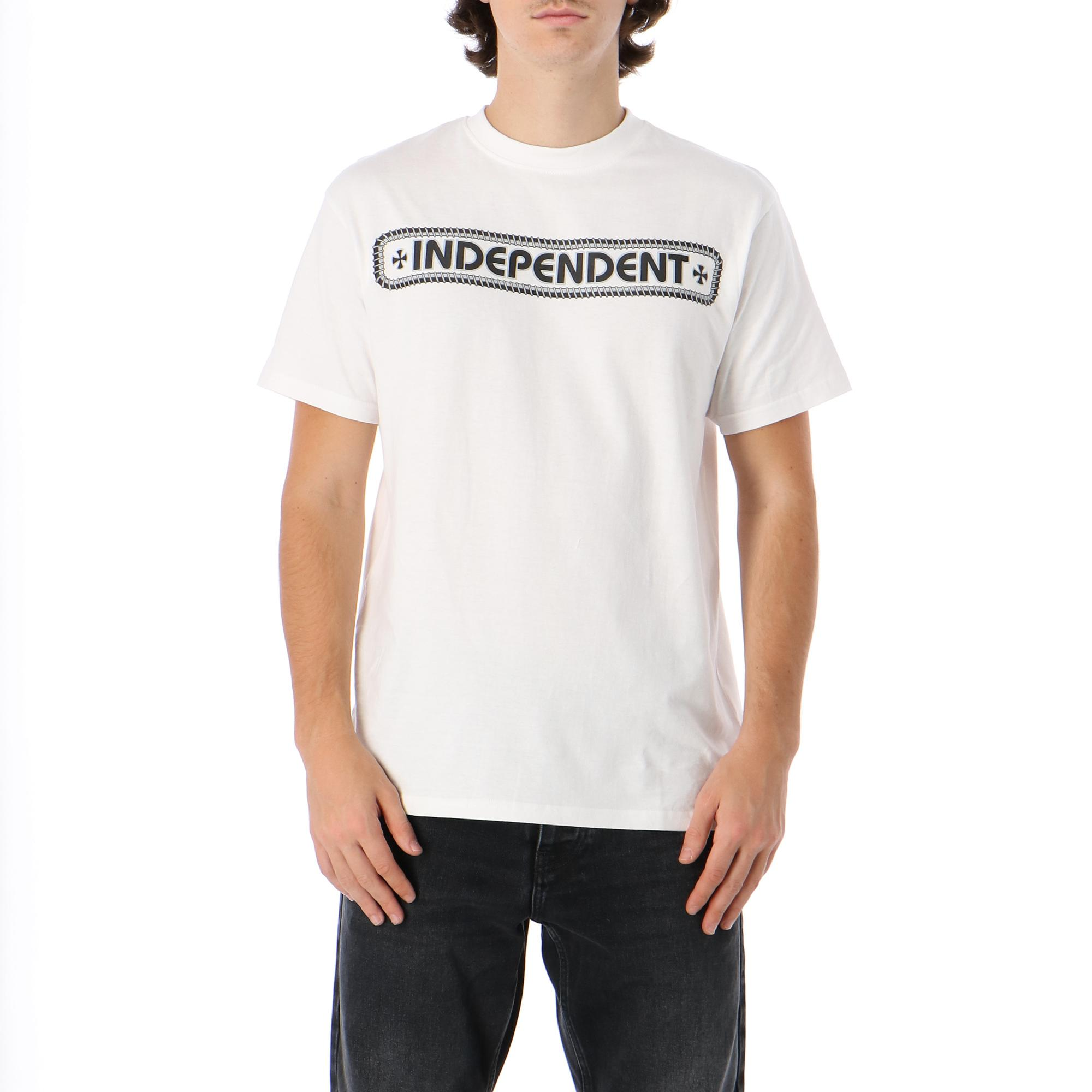 Independent Rebar Cross Tee WHITE