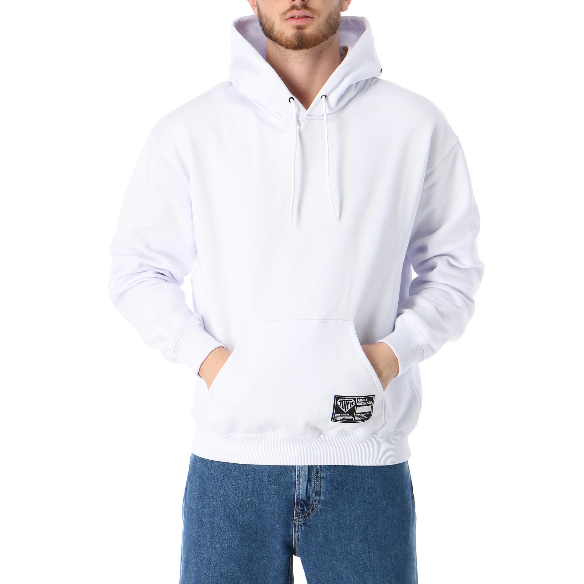 Iuter Basic Hoodie WHITE