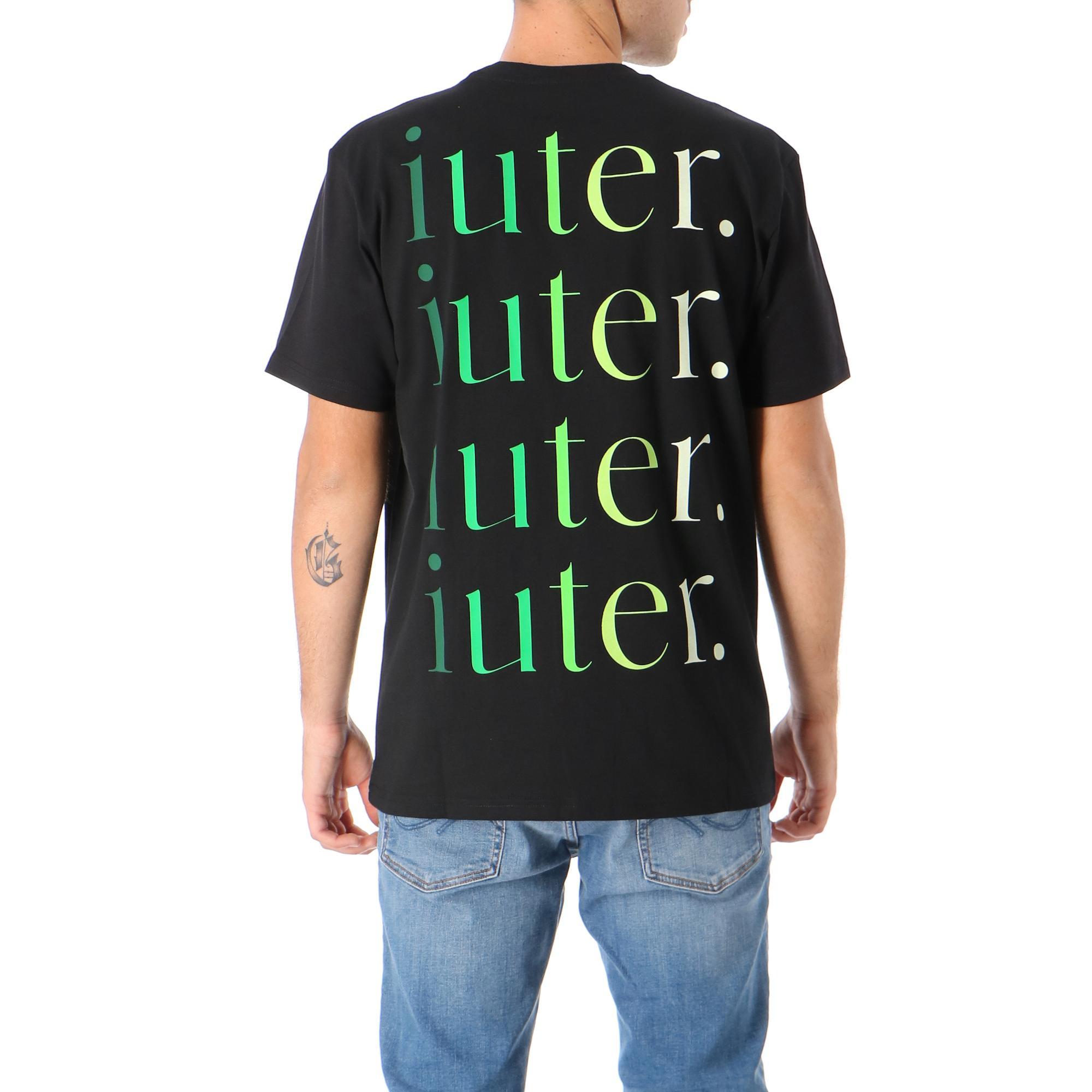 Iuter United Pocket Tee Black
