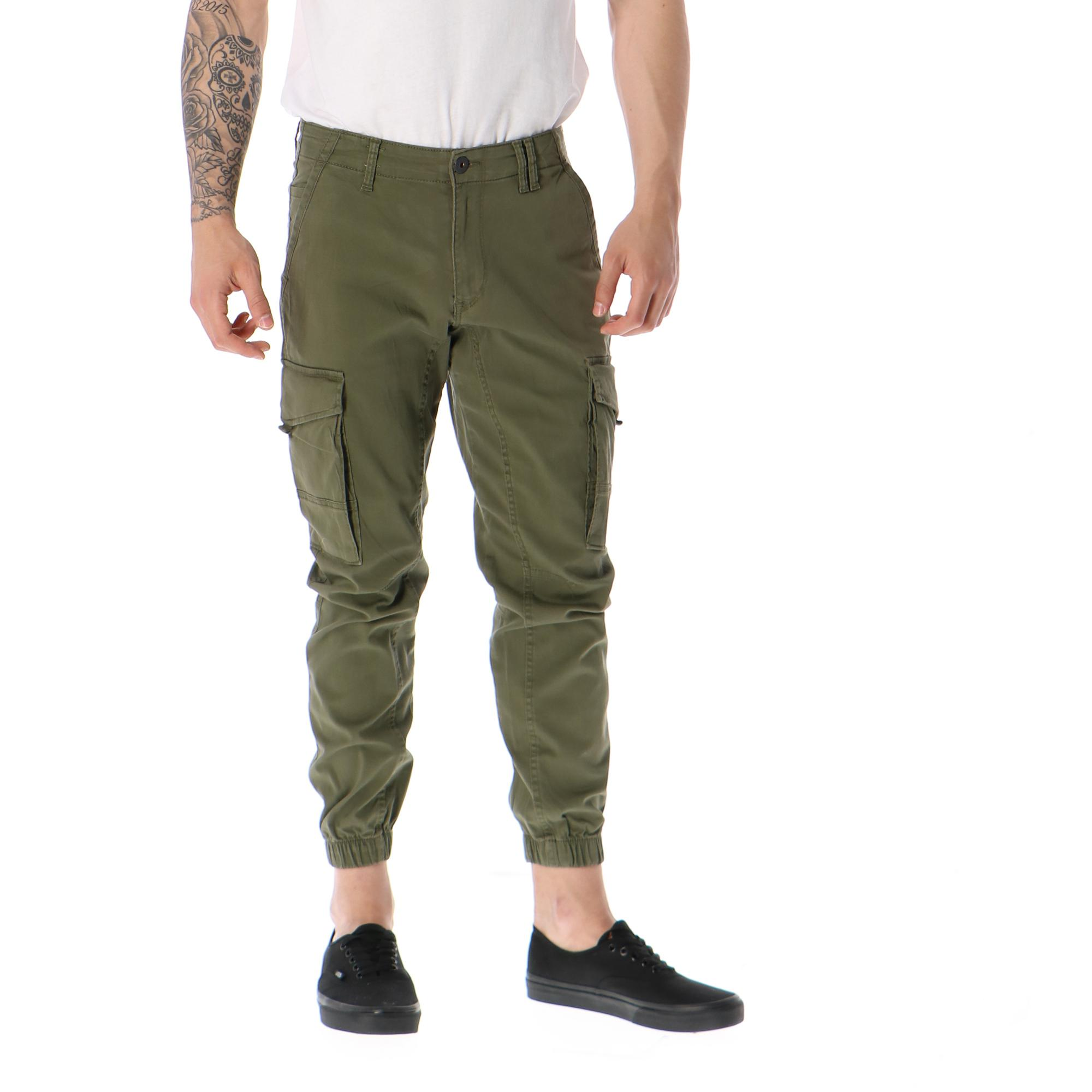 Jack & Jones Paul Flake Akm 542 OLIVE NIGHT