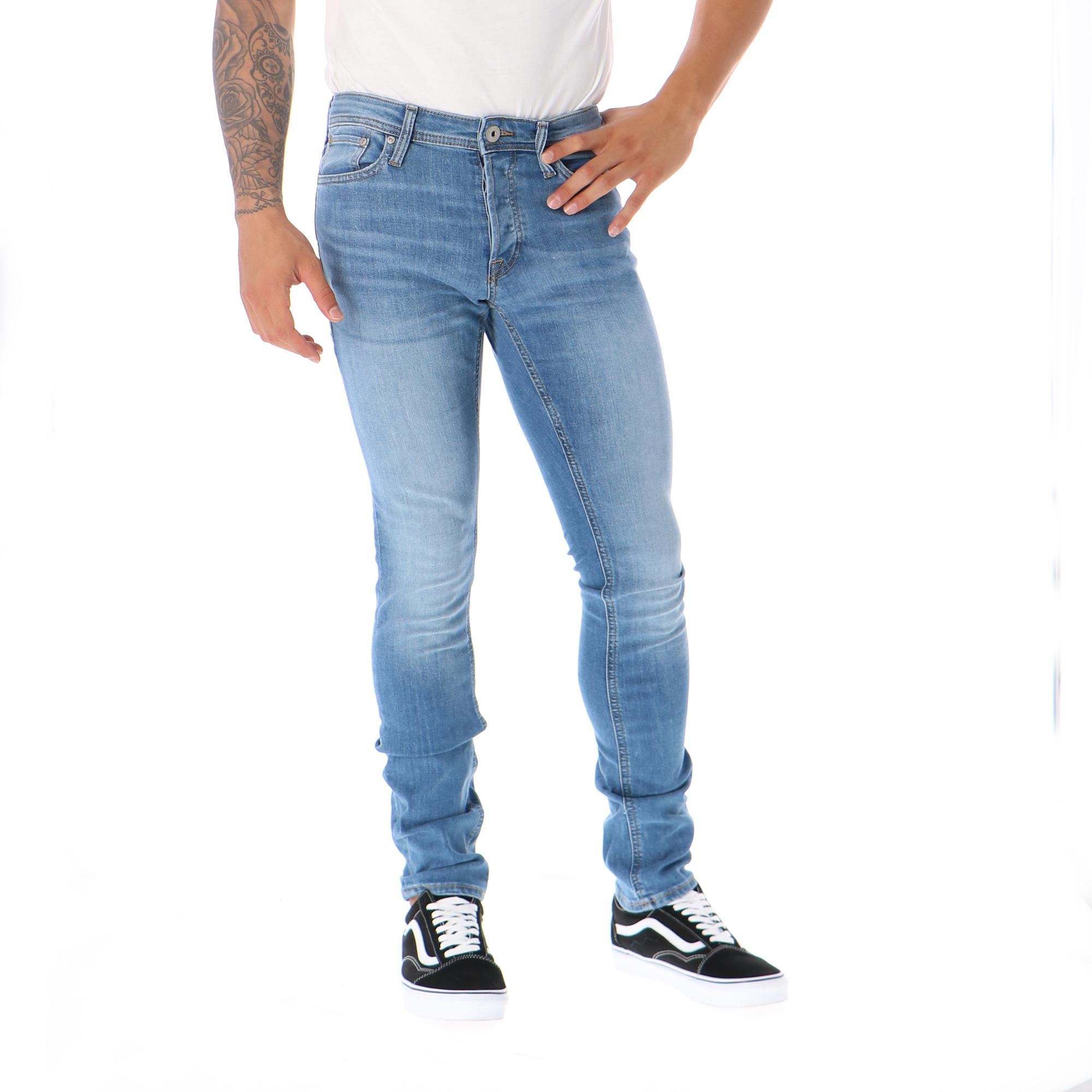 Jack & Jones Jjglenn Jjoriginal Am 816 Noos BLUE DENIM
