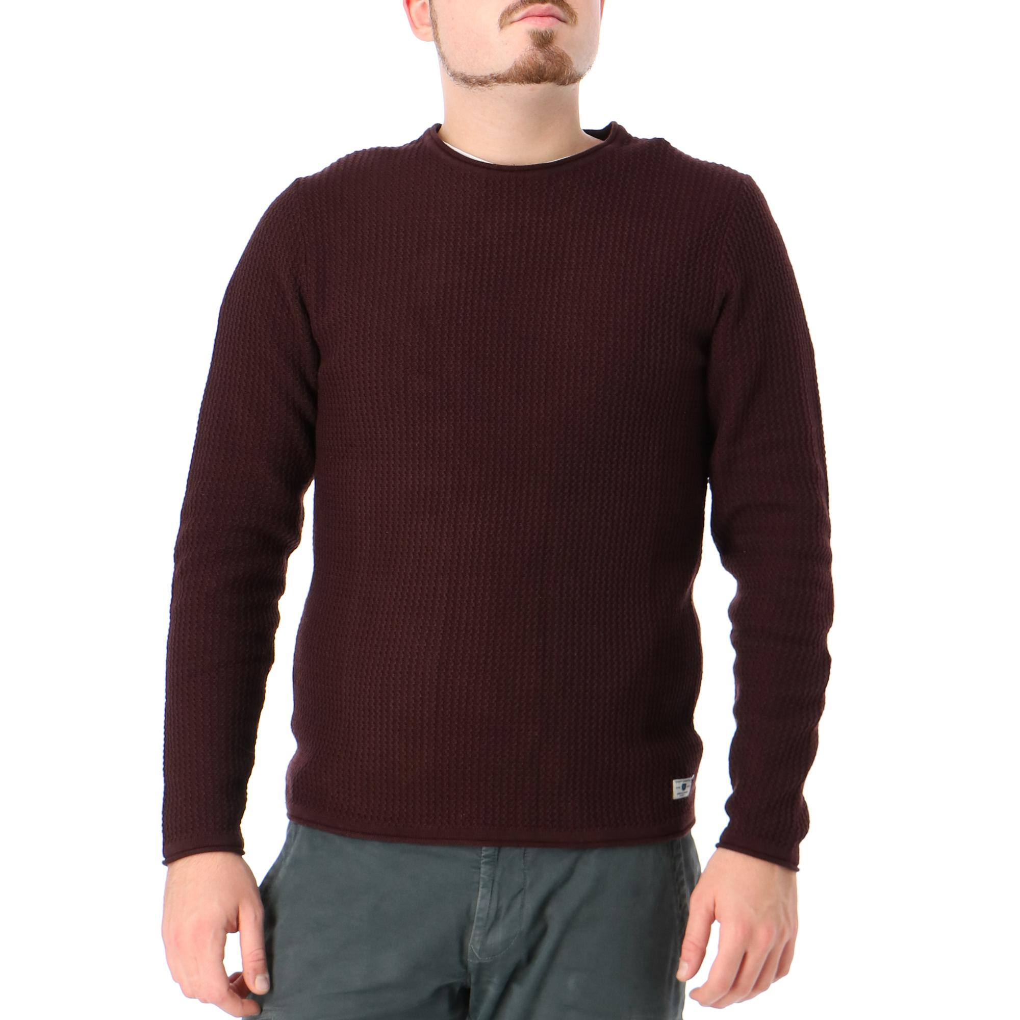 Jack & Jones Jprblucarlos Knit Crew Neck Noos PORT ROYALE