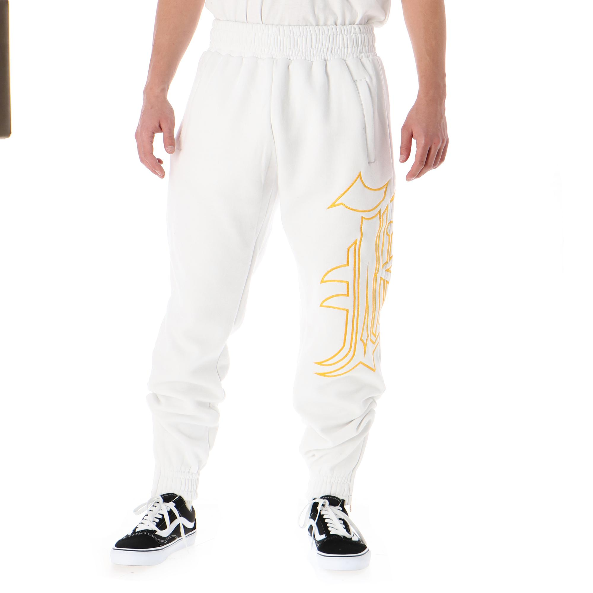 Kali King Bling K Pant White bling