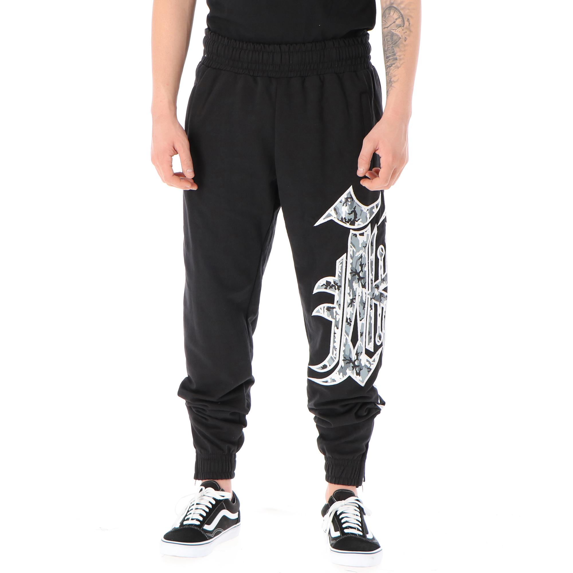 Kali King Kk Pant Black camo