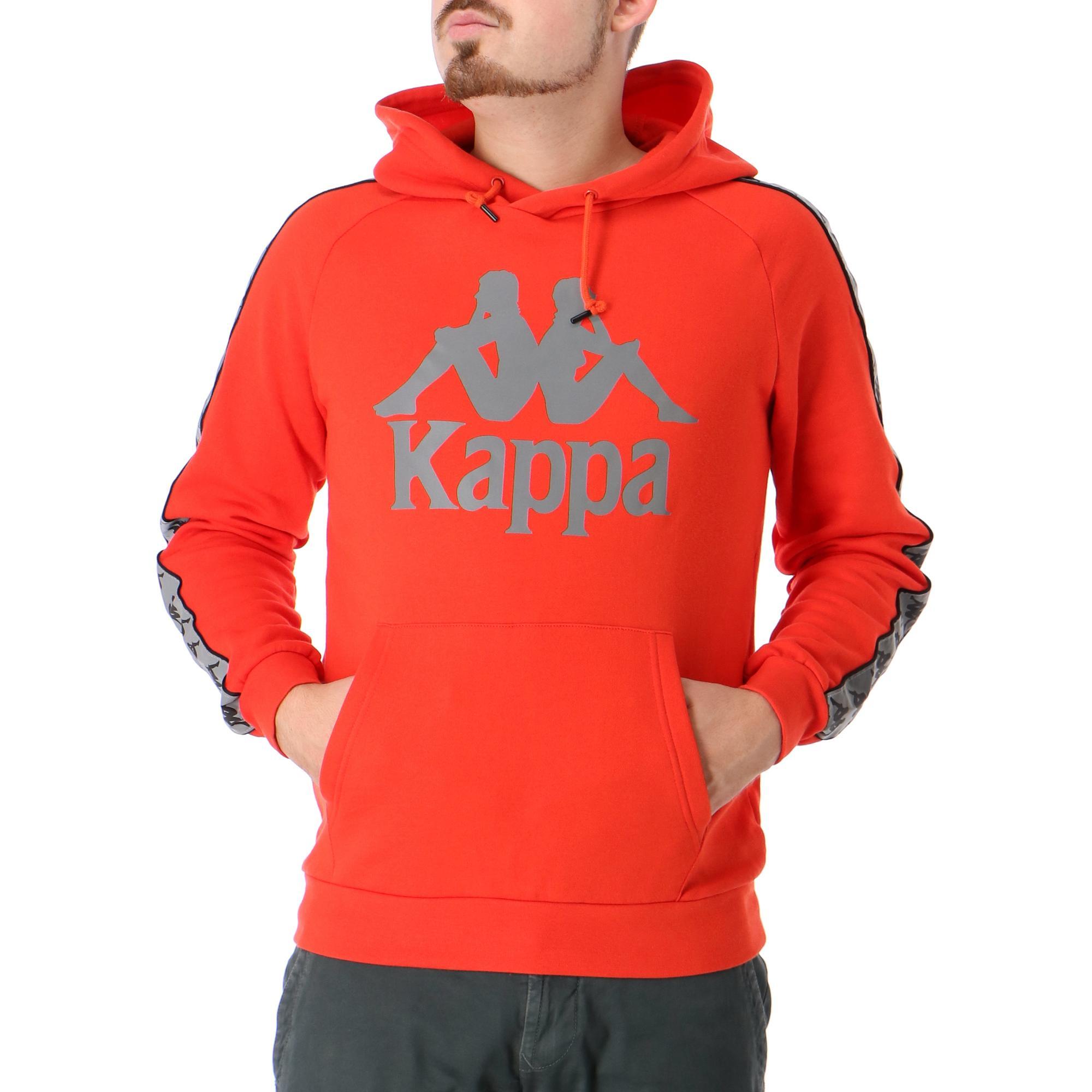 Kappa Durtado Orange reddish silver