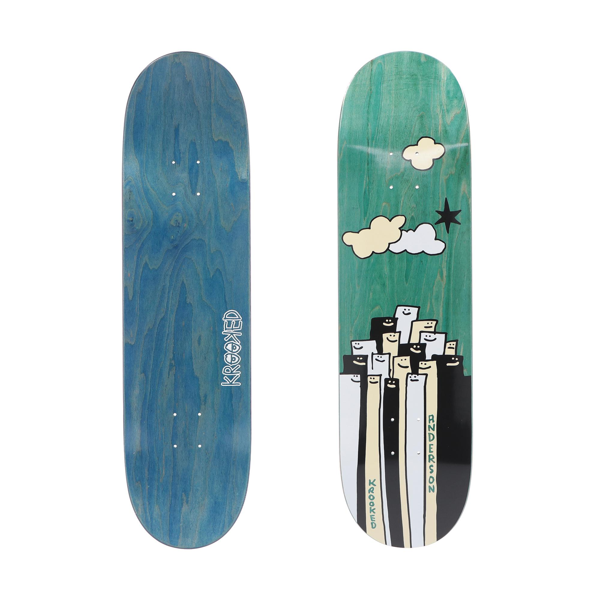 Krooked Gathering M. Anderson Deck ASSORTED