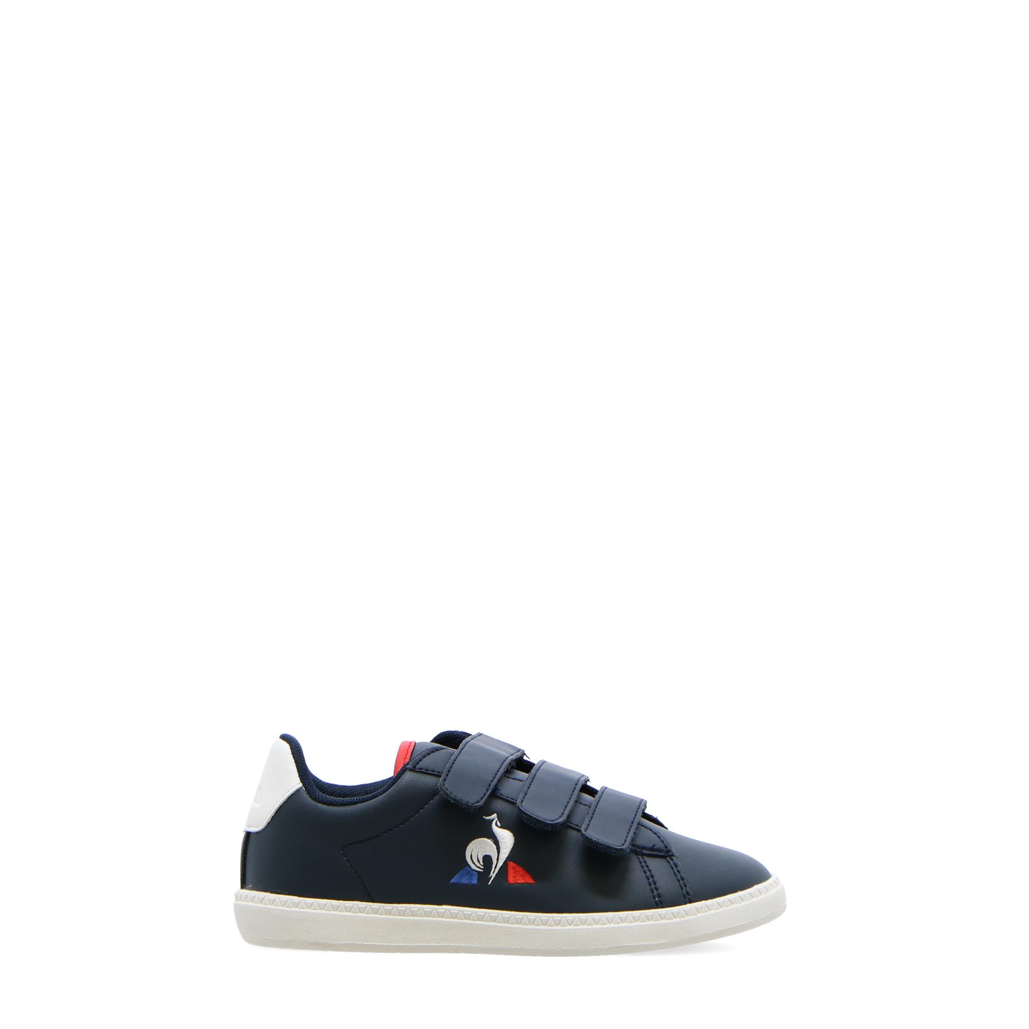 Le Coq Sportif Courtset Ps Dress blue optical white