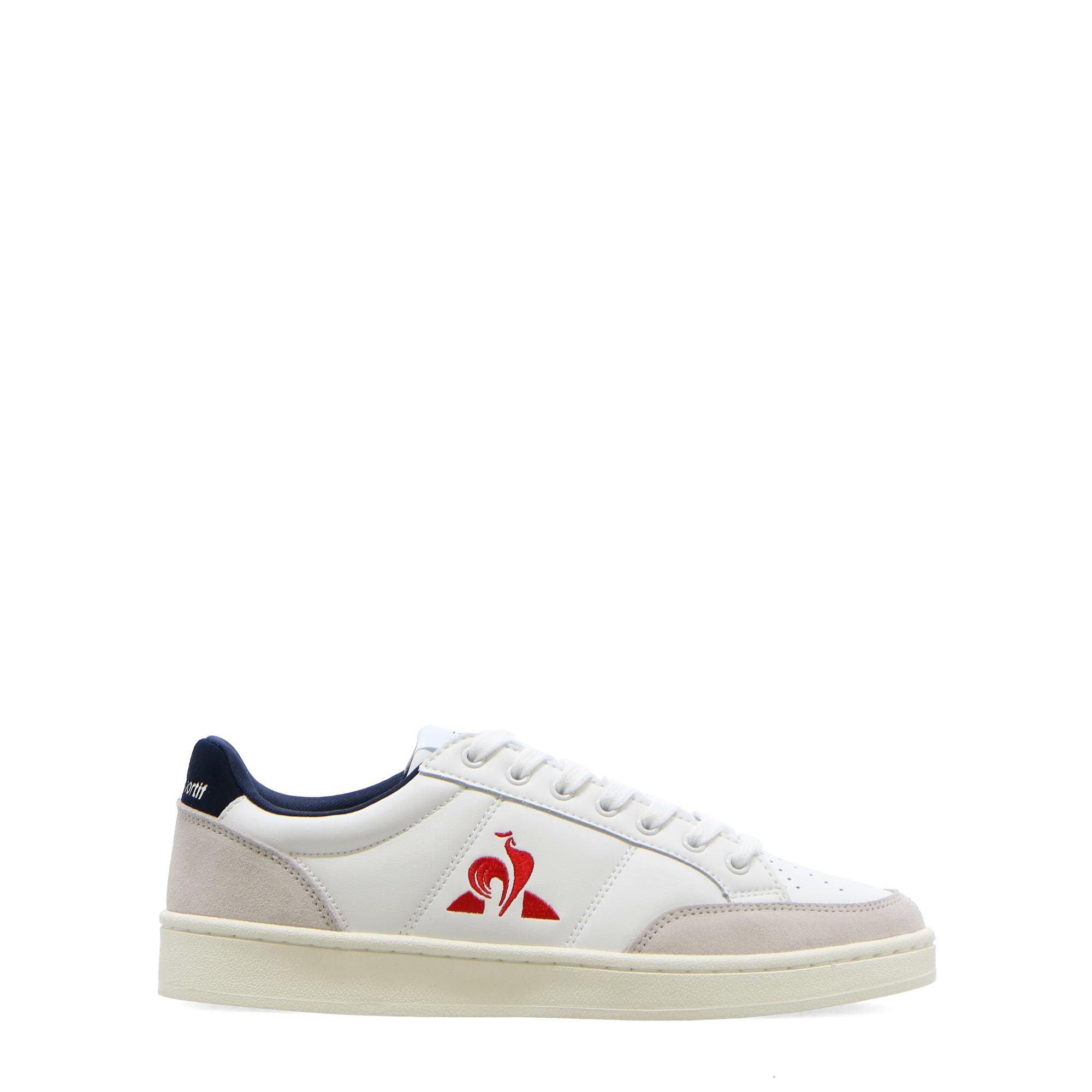 Le Coq Sportif Court Net Optical white bbr