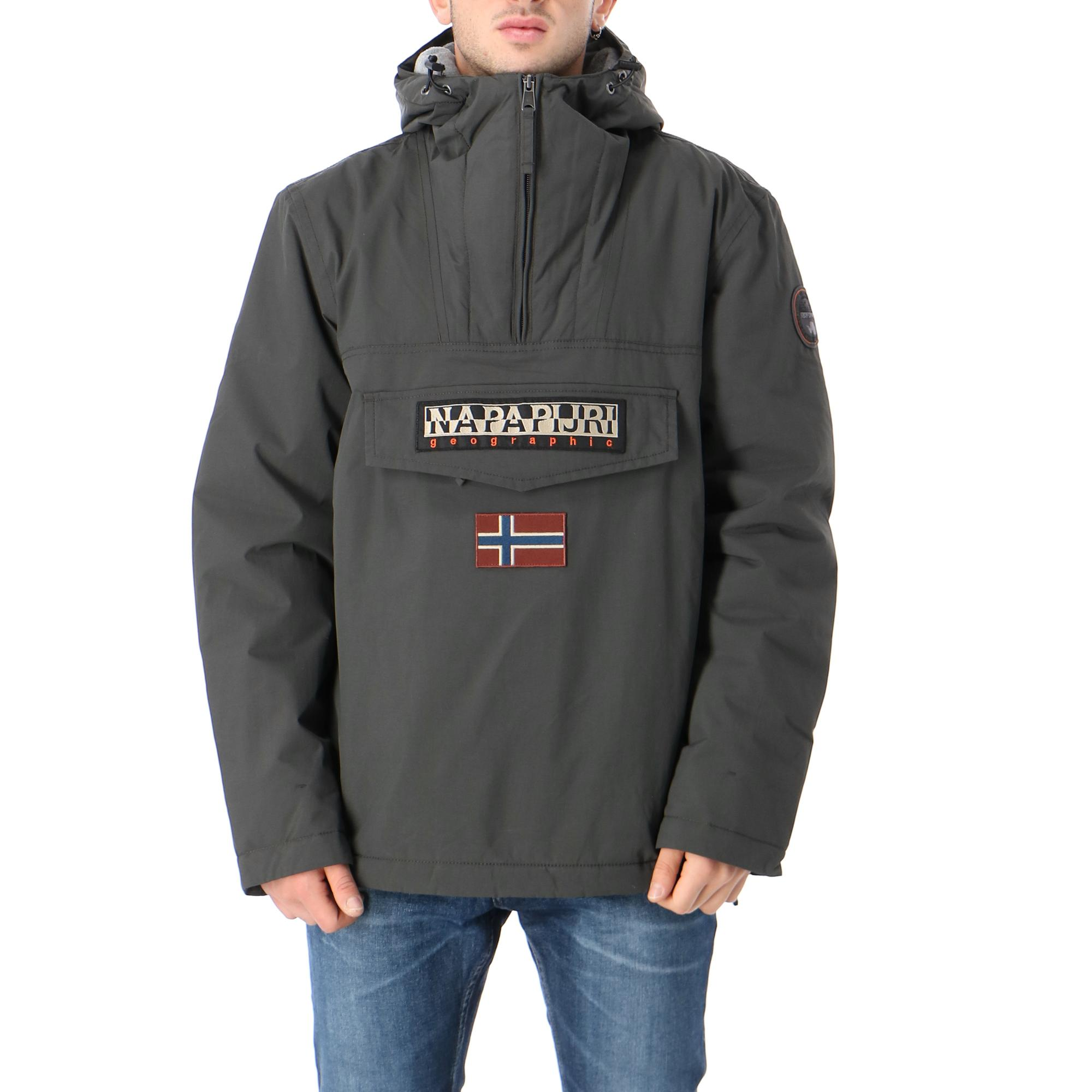 Napapijri Rainforest Winter 2 Dark grey solid