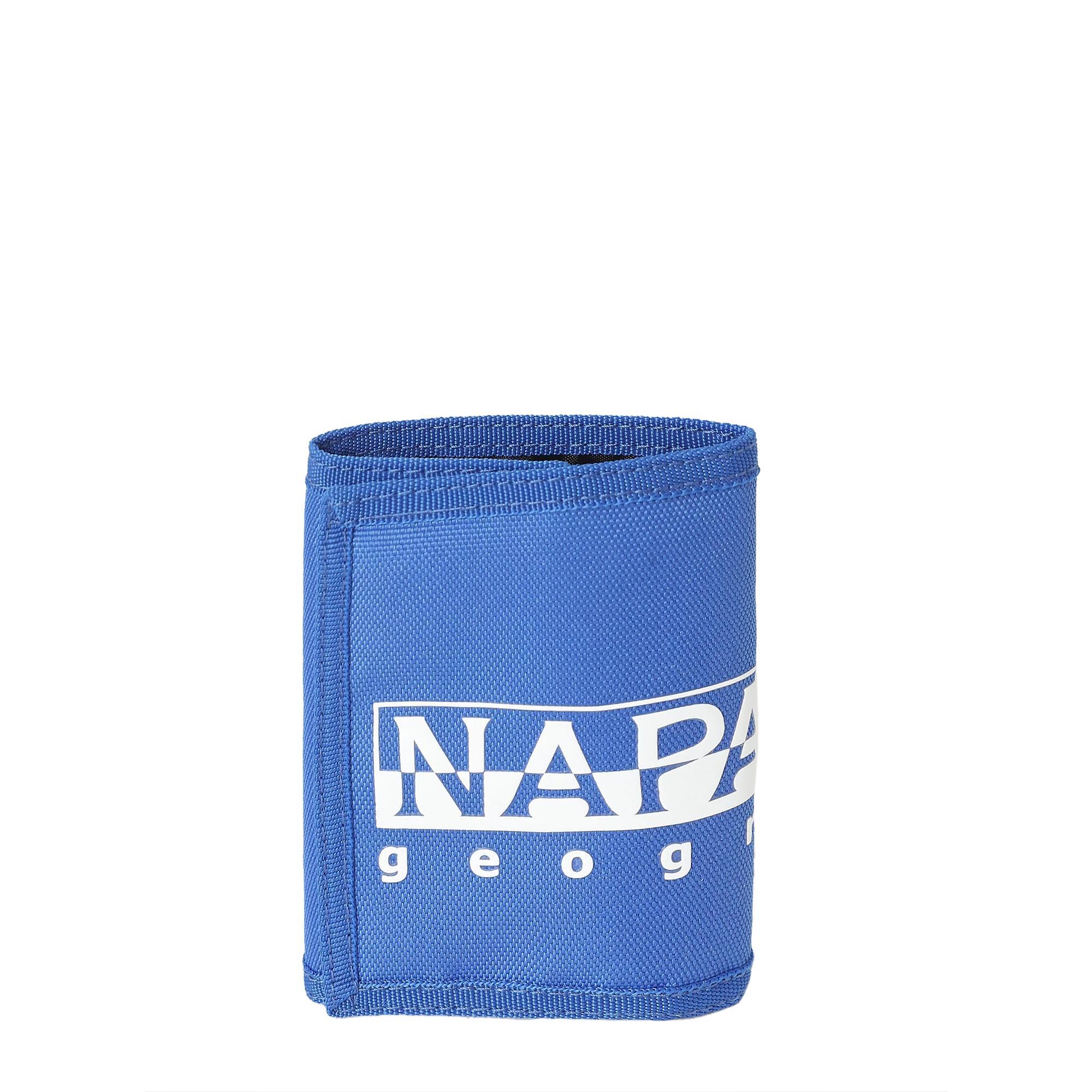 Napapijri Happy Wallet 2 Blue dazzling
