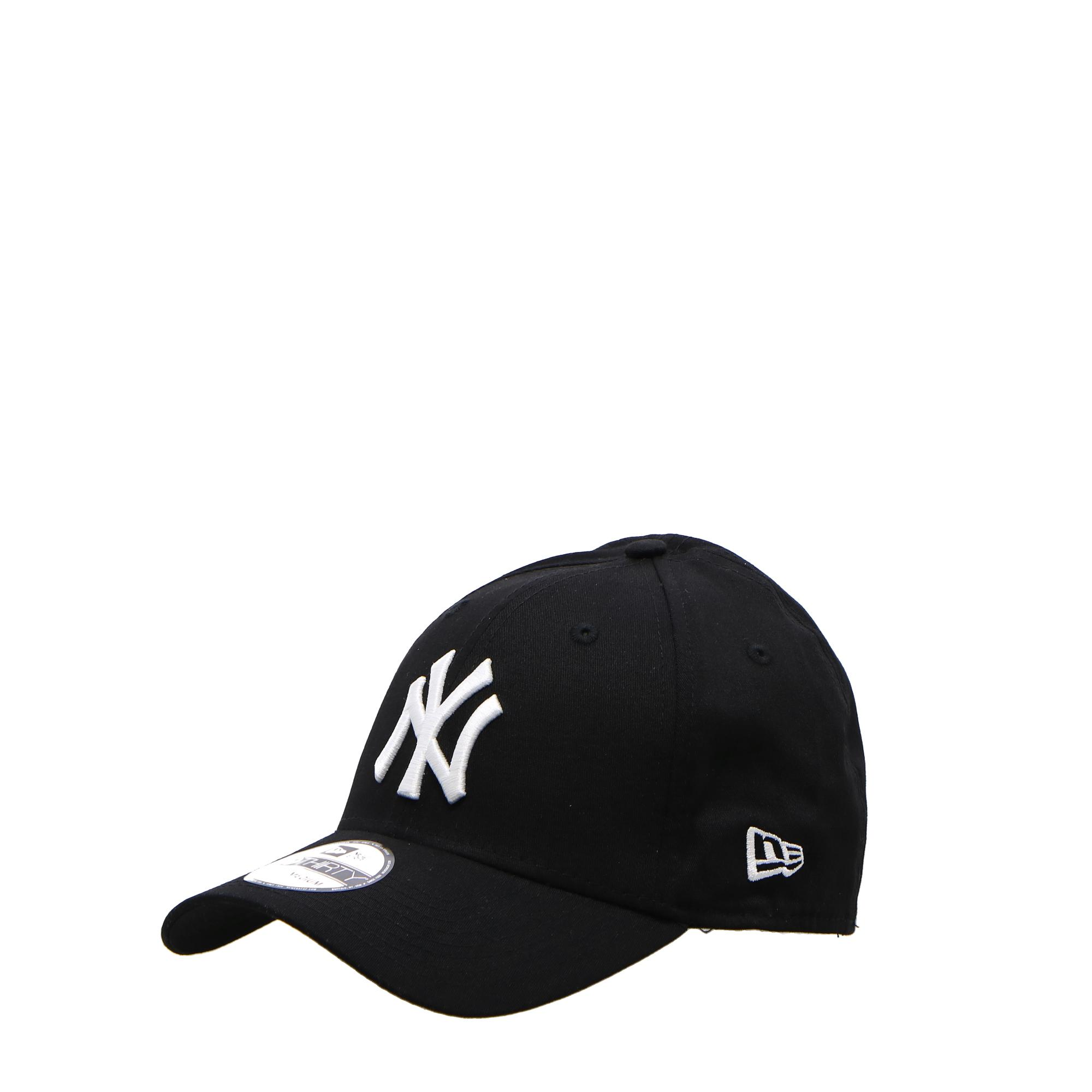 New Era 39thirty League Basic Ny Yankees Black white