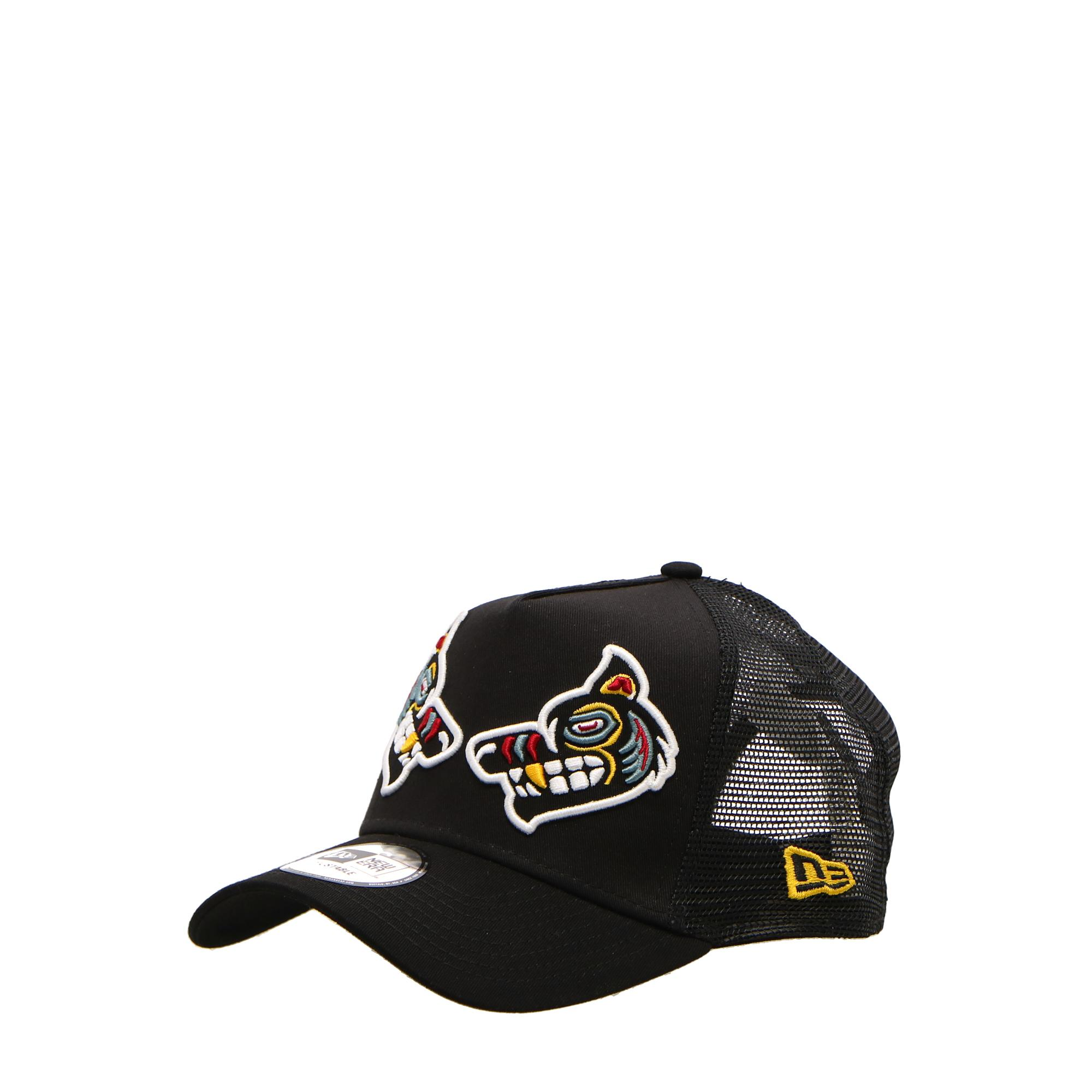 New Era Ne Tattoo Pack Af Trucker New era black