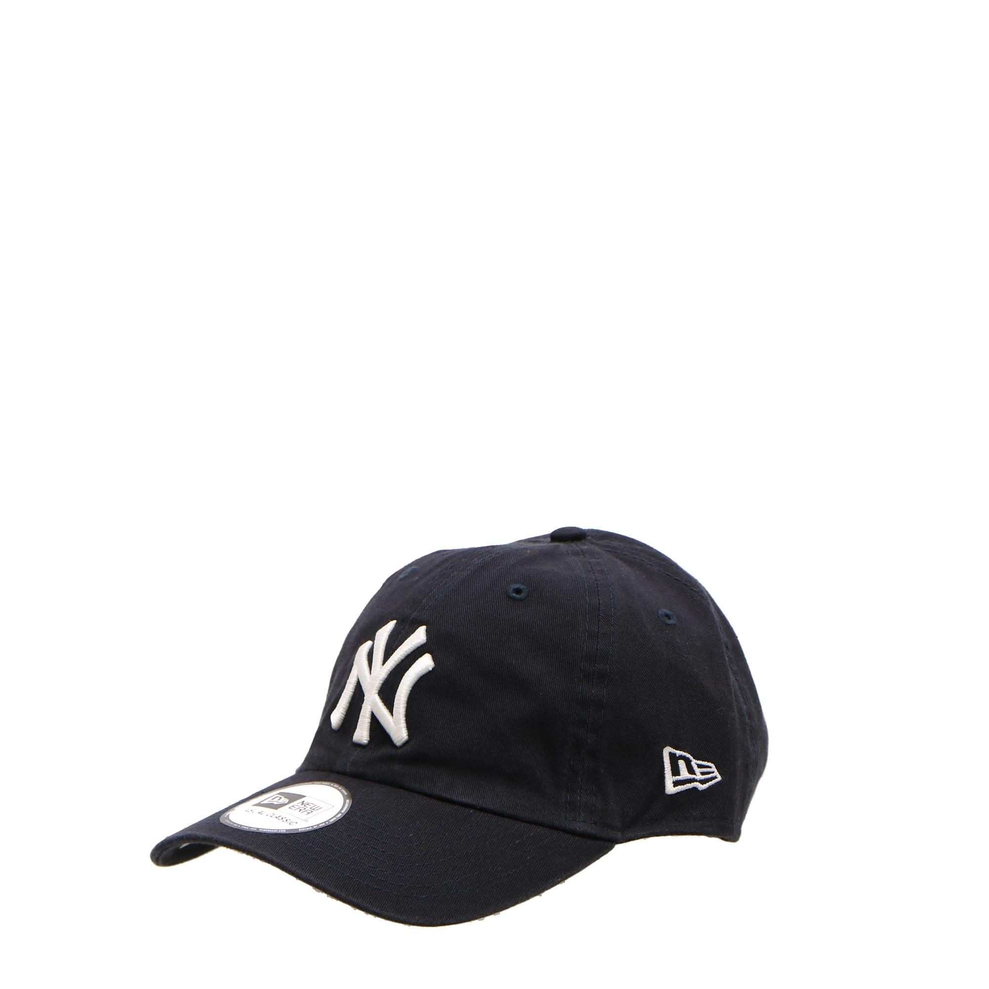 New Era 920 Washed Casual Classic Ny Yankees Navy WHITE