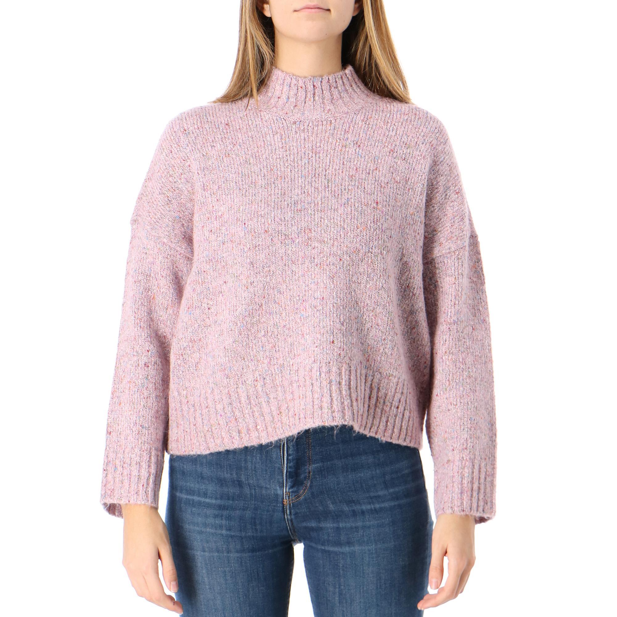Only Onltata L/s Pullove Cc Knit Blush