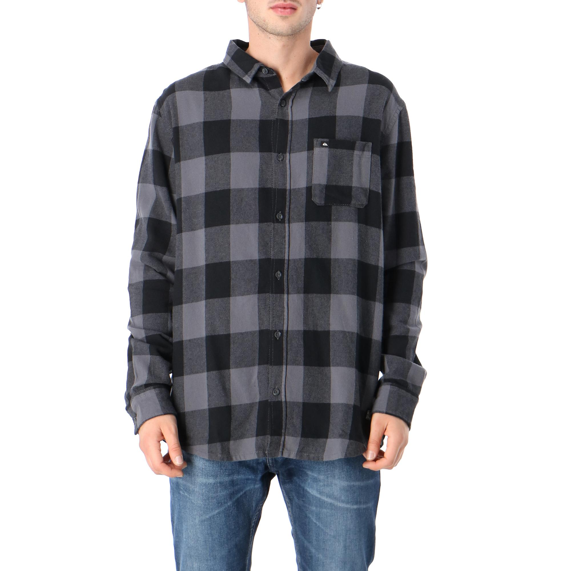 Quiksilver Motherfly Flannel Irongate motherfly