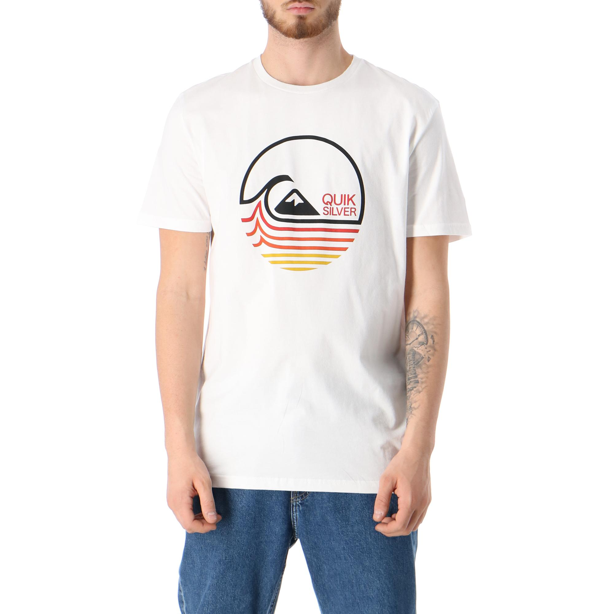 Quiksilver Lazy Mind WHITE